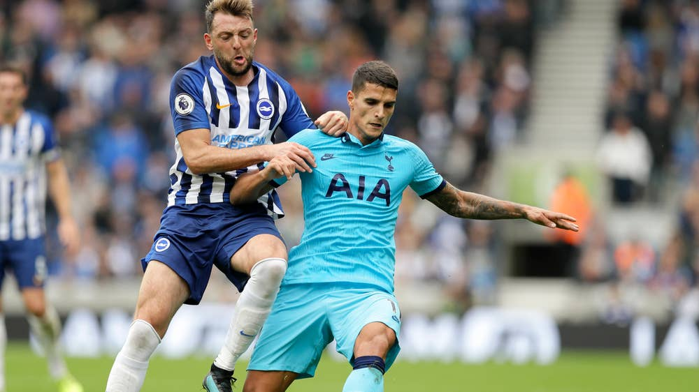 Image result for brighton vs tottenham