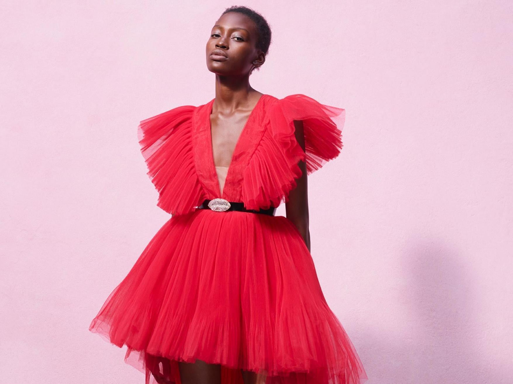Every piece from H&M's new designer collaboration with Giambattista …