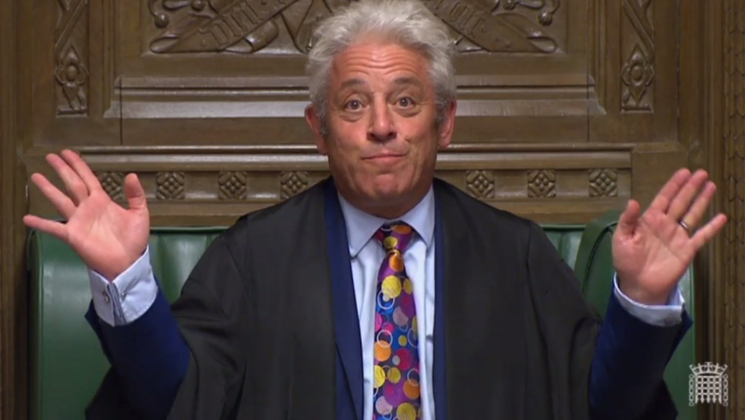 John Bercow accused of being 'verbal playground bully' as MPs lining…