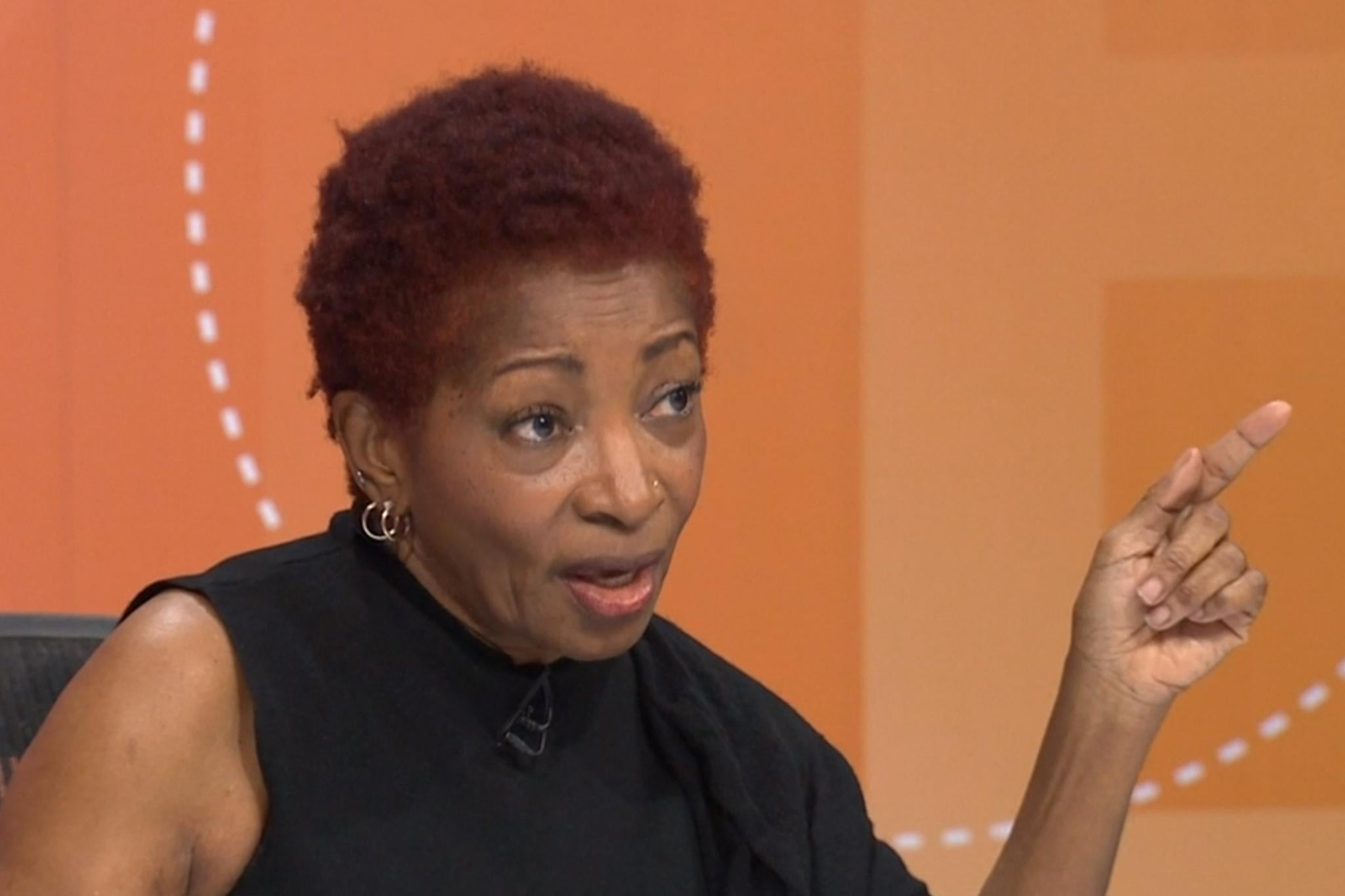 Bonnie Greer becomes national hero in Ireland after impassioned Brexit plan rebuke on Question Time: 'Can we get her an Irish passport?'