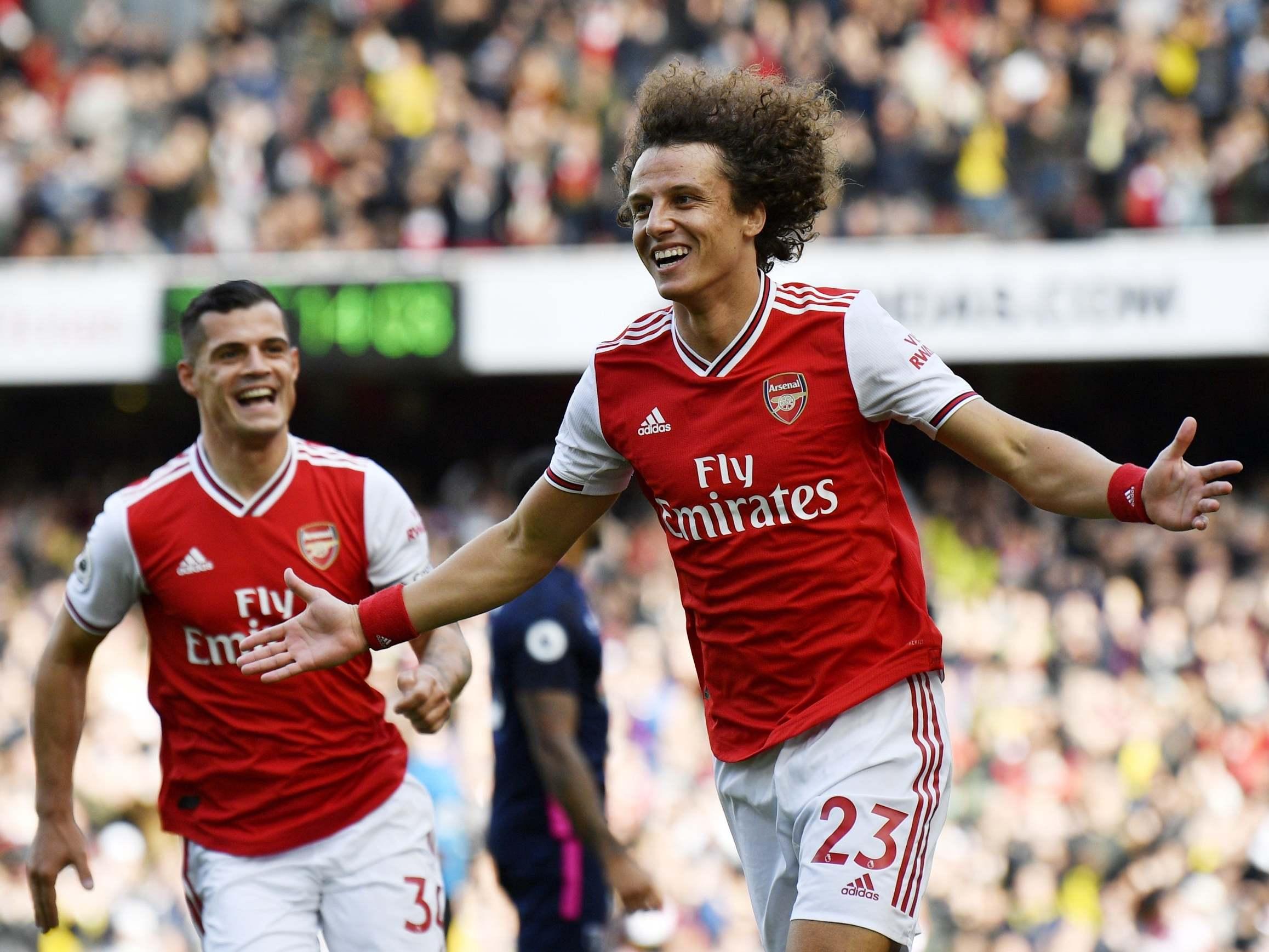Arsenal news: David Luiz says Gunners can win the Premier League title