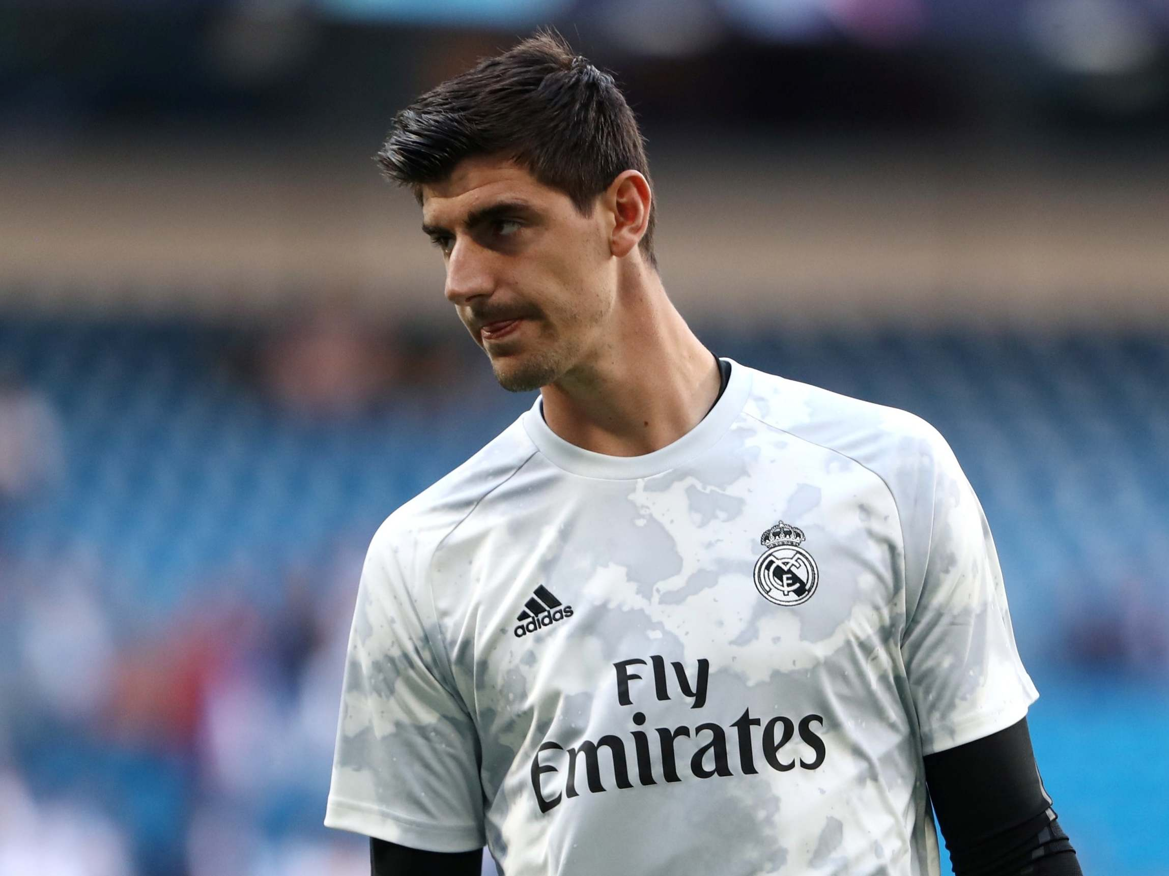 How Real Madrid politics have left goalkeeper's position in shaky hands