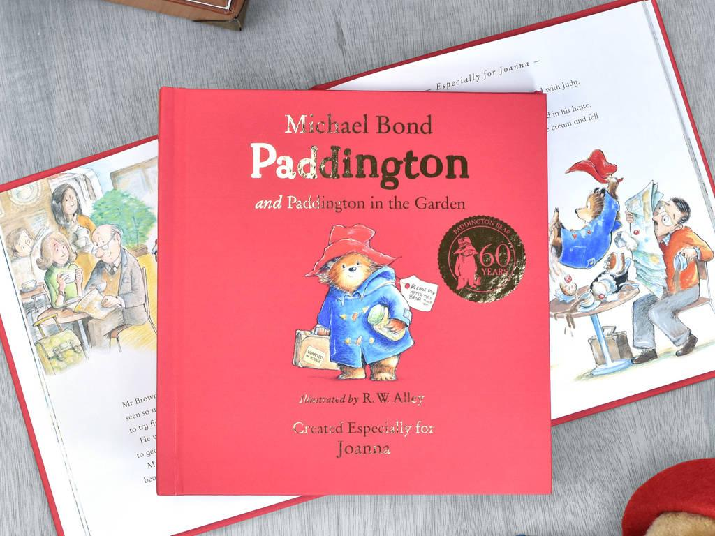 Personalised BOOK FOLD GIFT ART Mr
