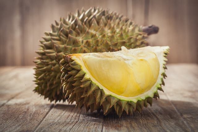 """The durian is known as """"the king of fruits"""" and is famously smelly"""