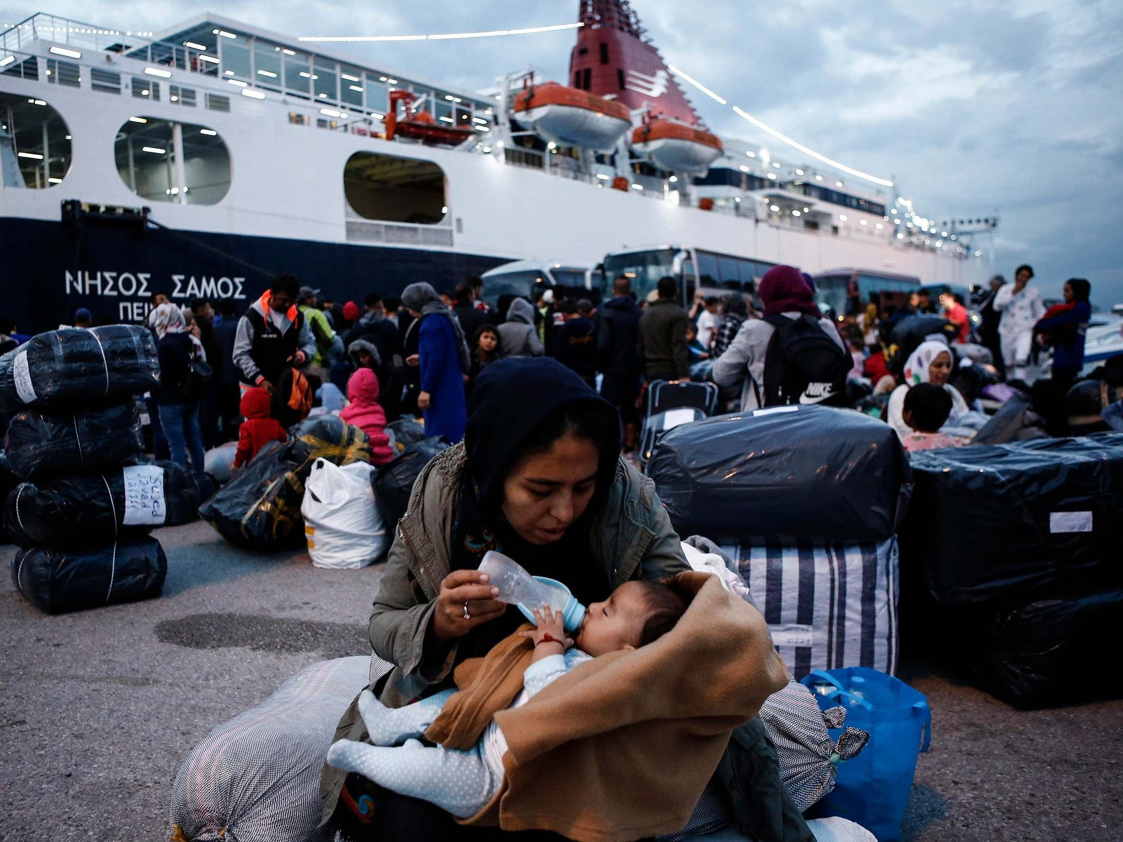 I know the trauma faced by refugees. Now I want business to ease the cruelty they endure from populist leaders