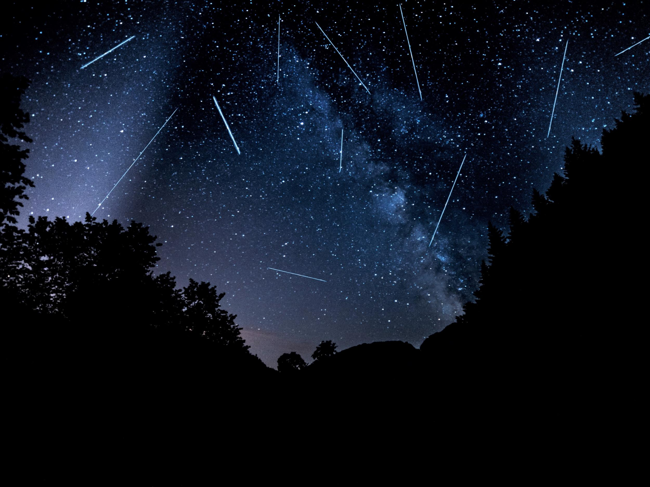 The Draconids meteor shower is going to light up the sky with shooting stars tonight