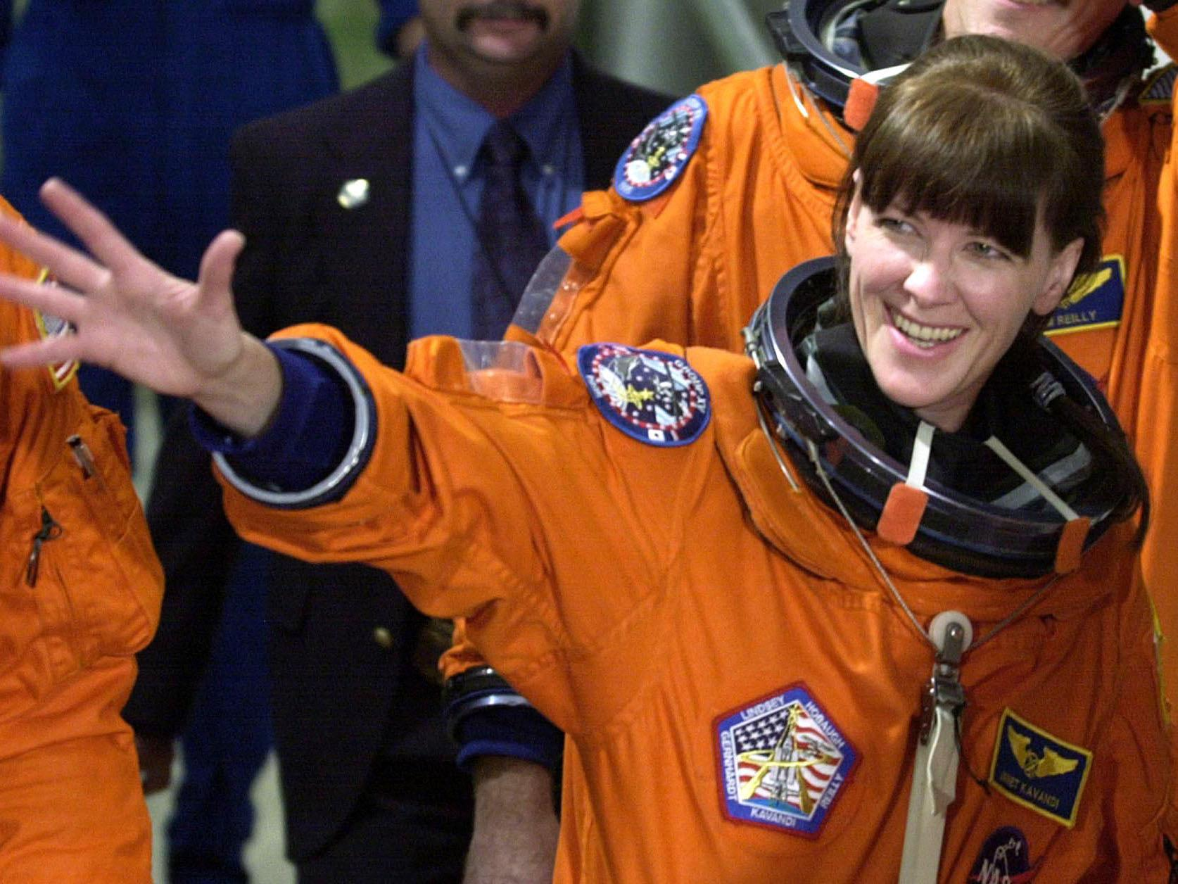Janet Kavandi and the legacy of Nasa's female astronauts