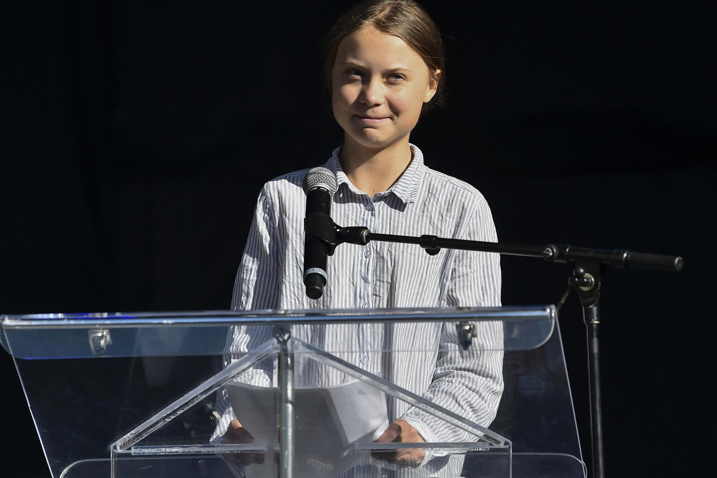 Fatboy Slim remixes Right Here, Right Now with Greta Thunberg's United Nations speech