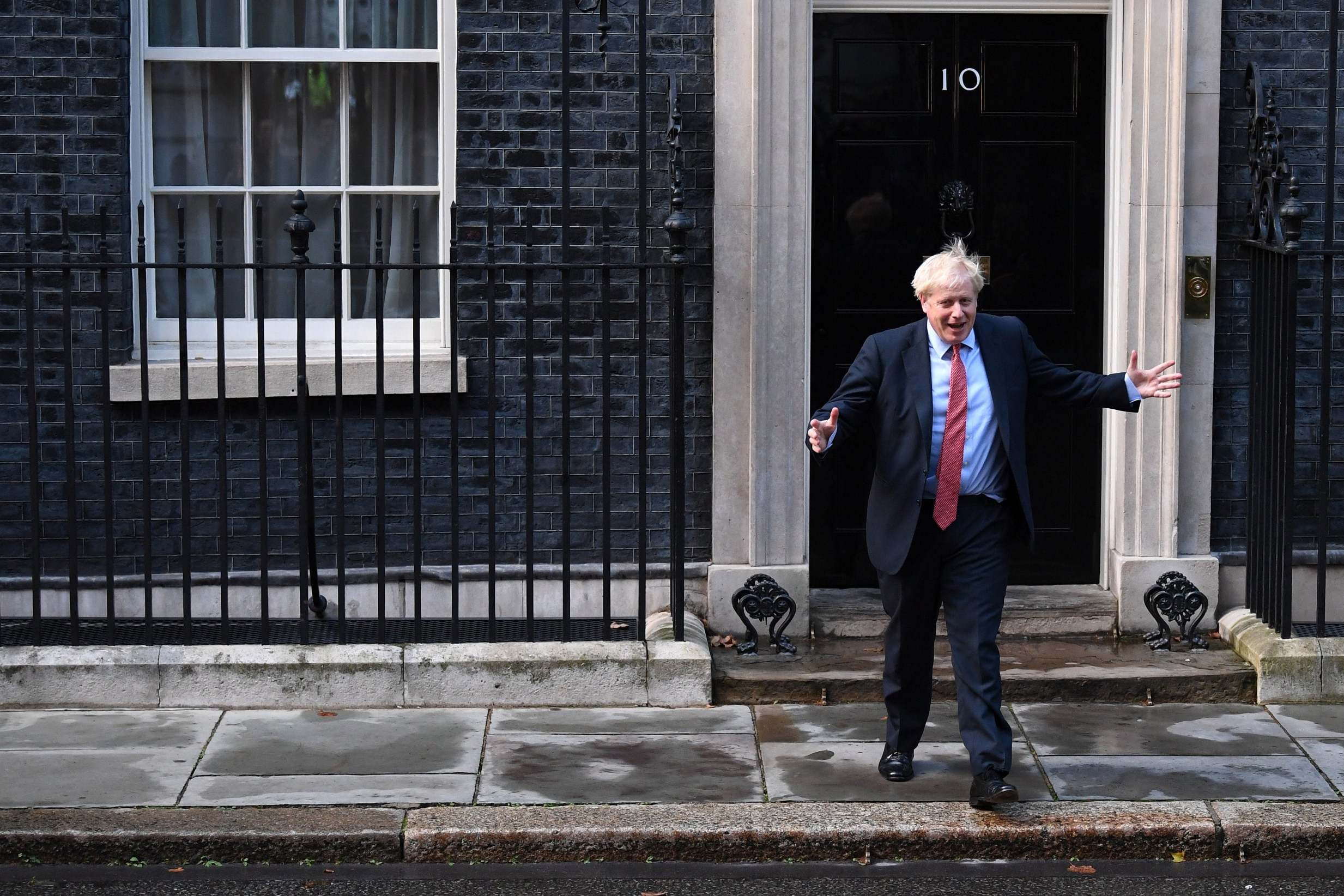 Boris Johnson is preparing to squat in Number 10 – but don't worry, there's a law to turf him out