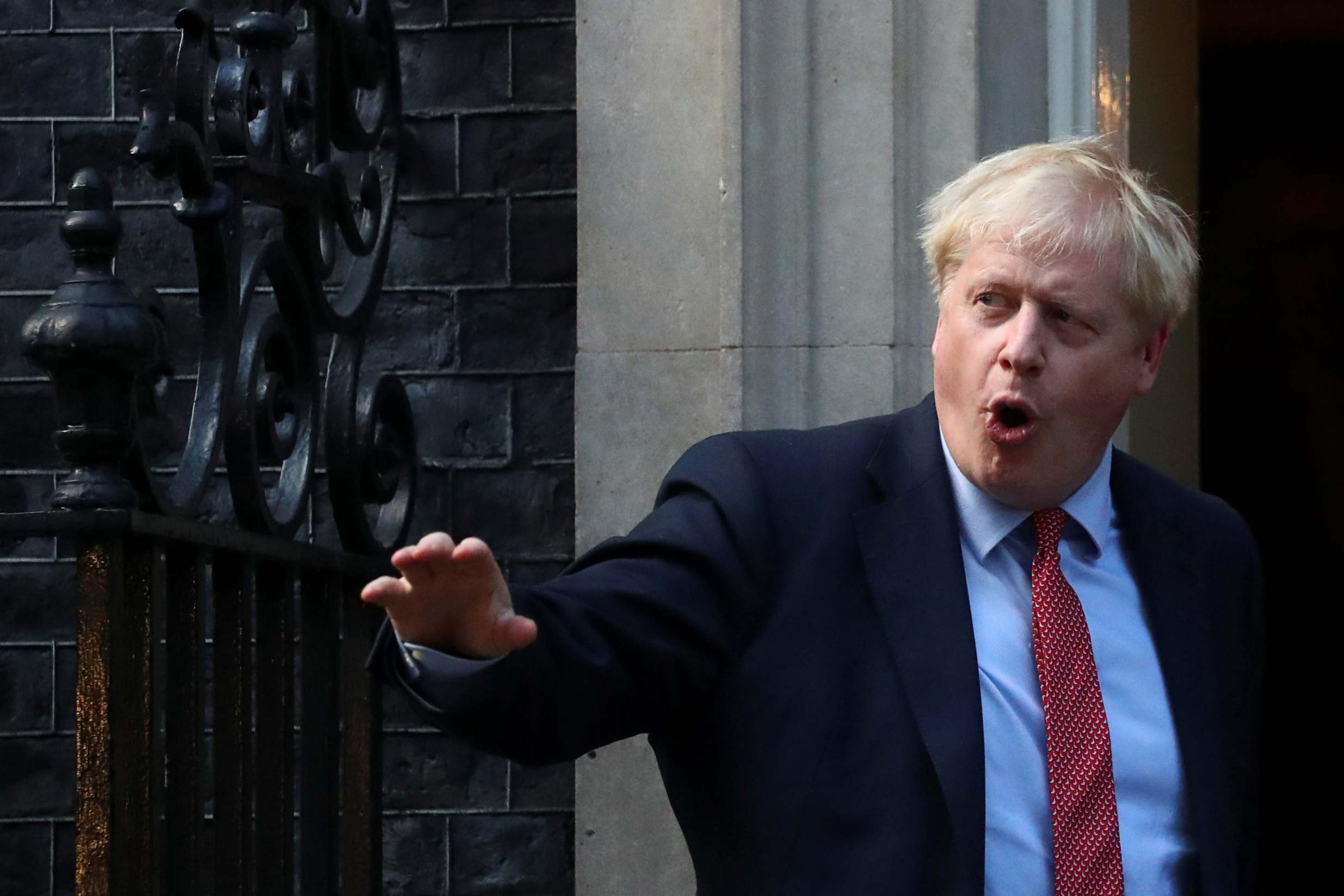 Boris Johnson news – live: Parliament clears way for second Brexit referendum vote after DUP shoots down PM's deal within moments of announcement