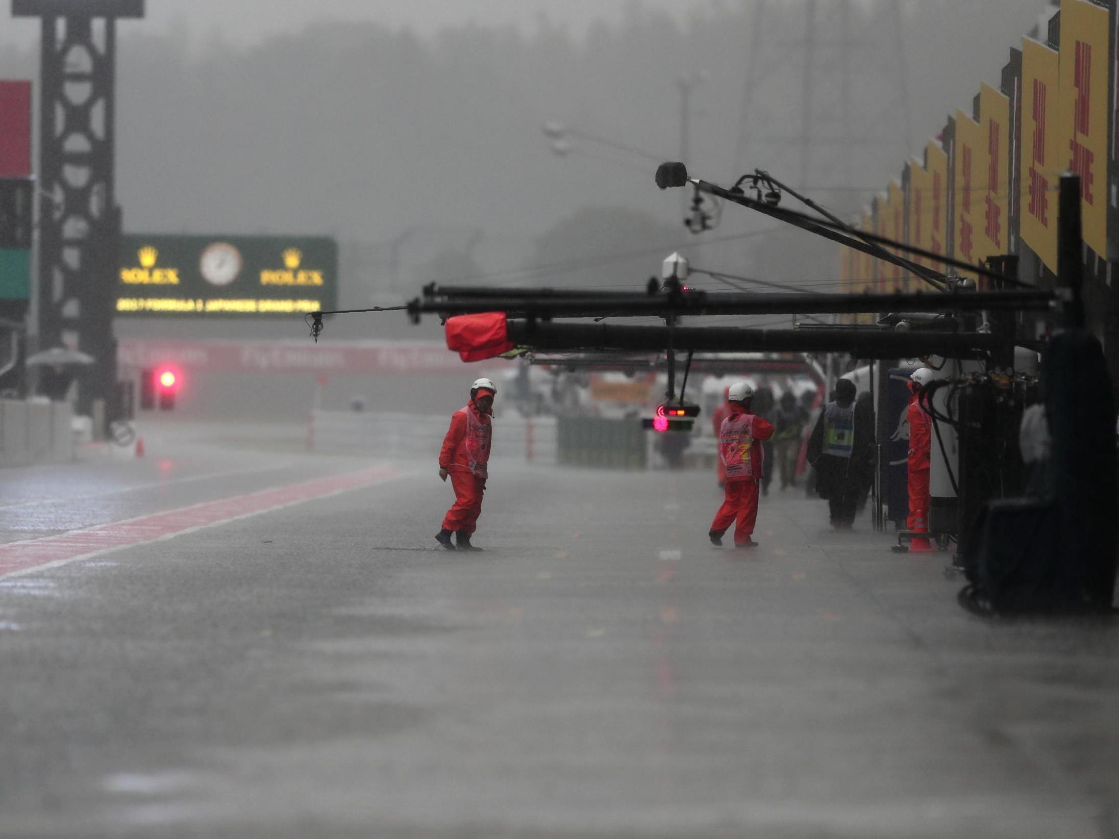 Japanese Grand Prix 2019: F1 bosses hopeful race will go ahead despite Typhoon Hagibis