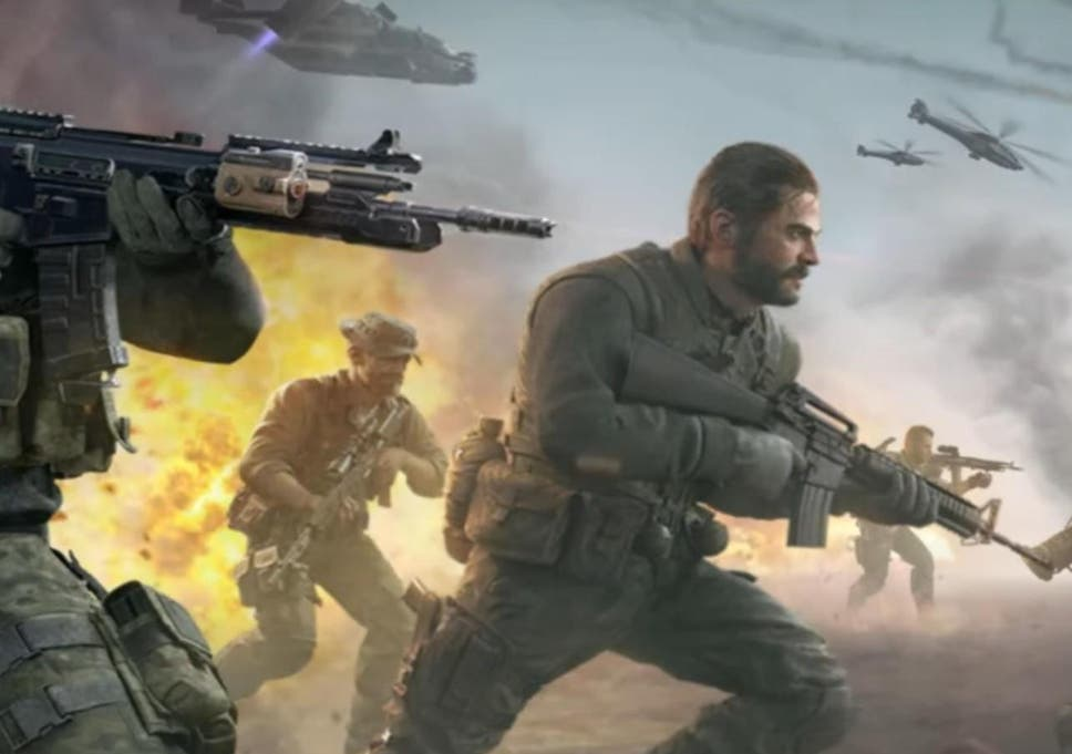 Call Of Duty Mobile Smashes Record To Become Most Downloaded Phone Game In History The Independent
