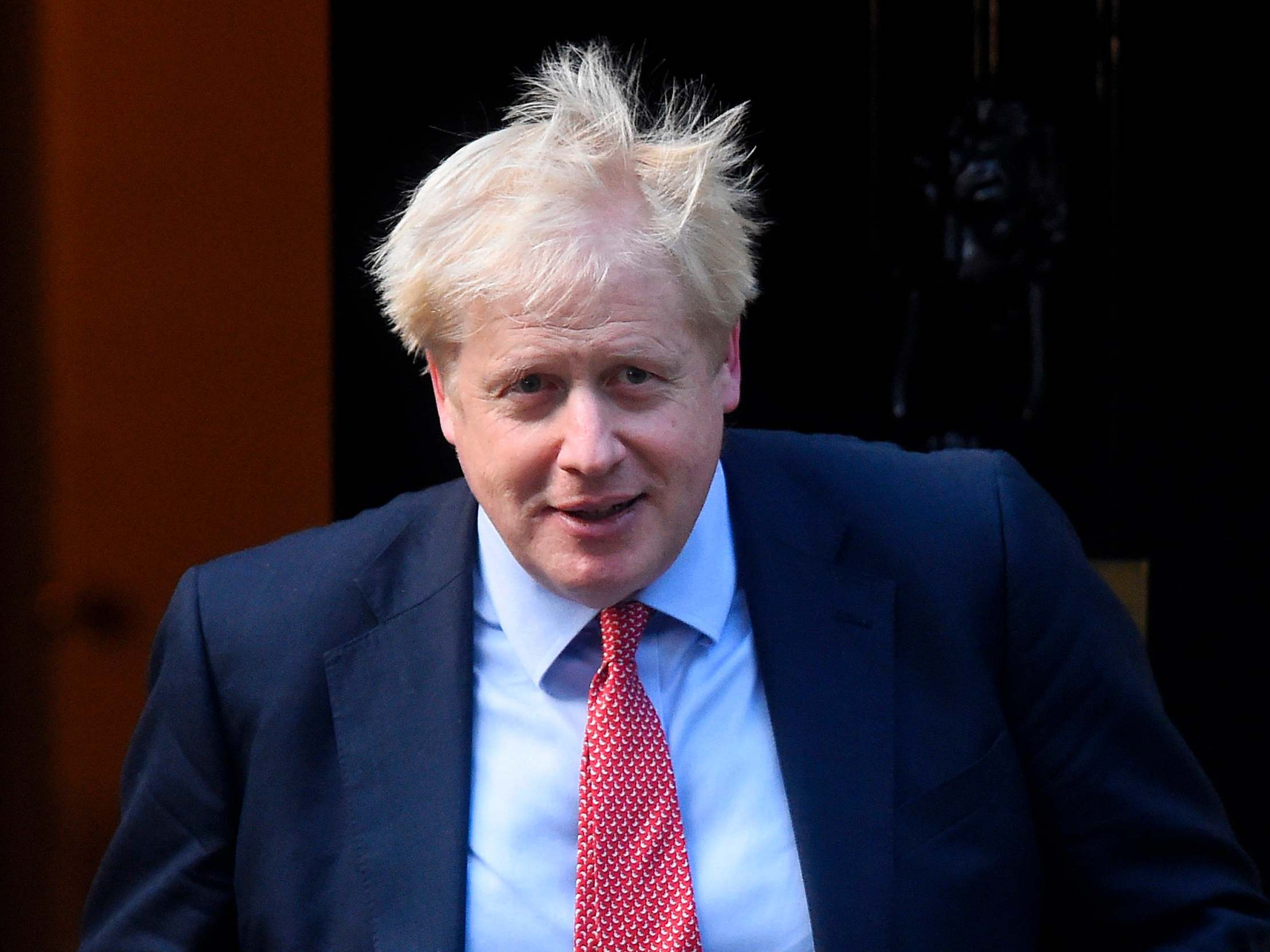 Is it not time for serious condemnation of Boris Johnson's behaviour?