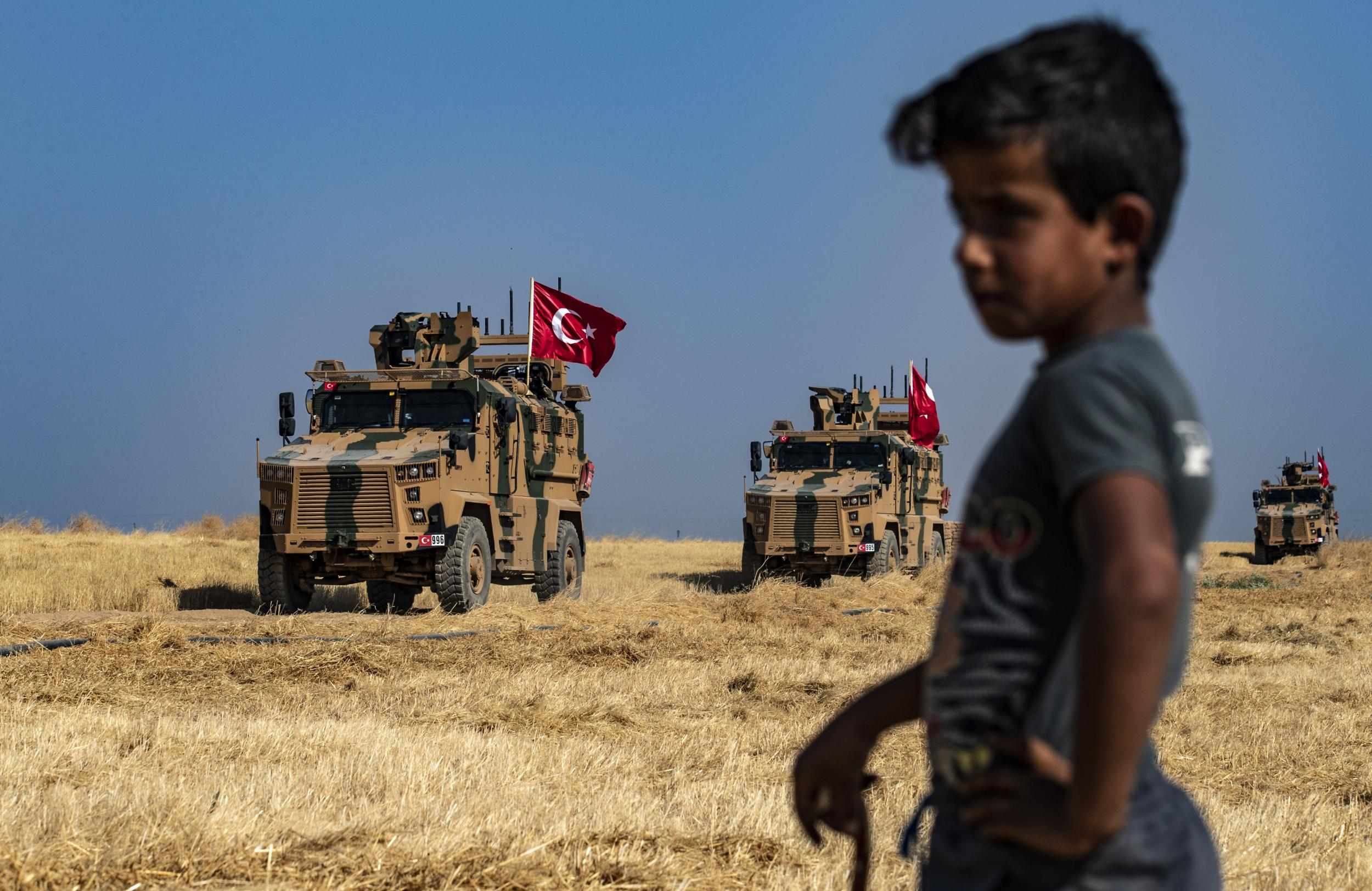 Why Turkey's invasion into Syria could spark a humanitarian catastrophe