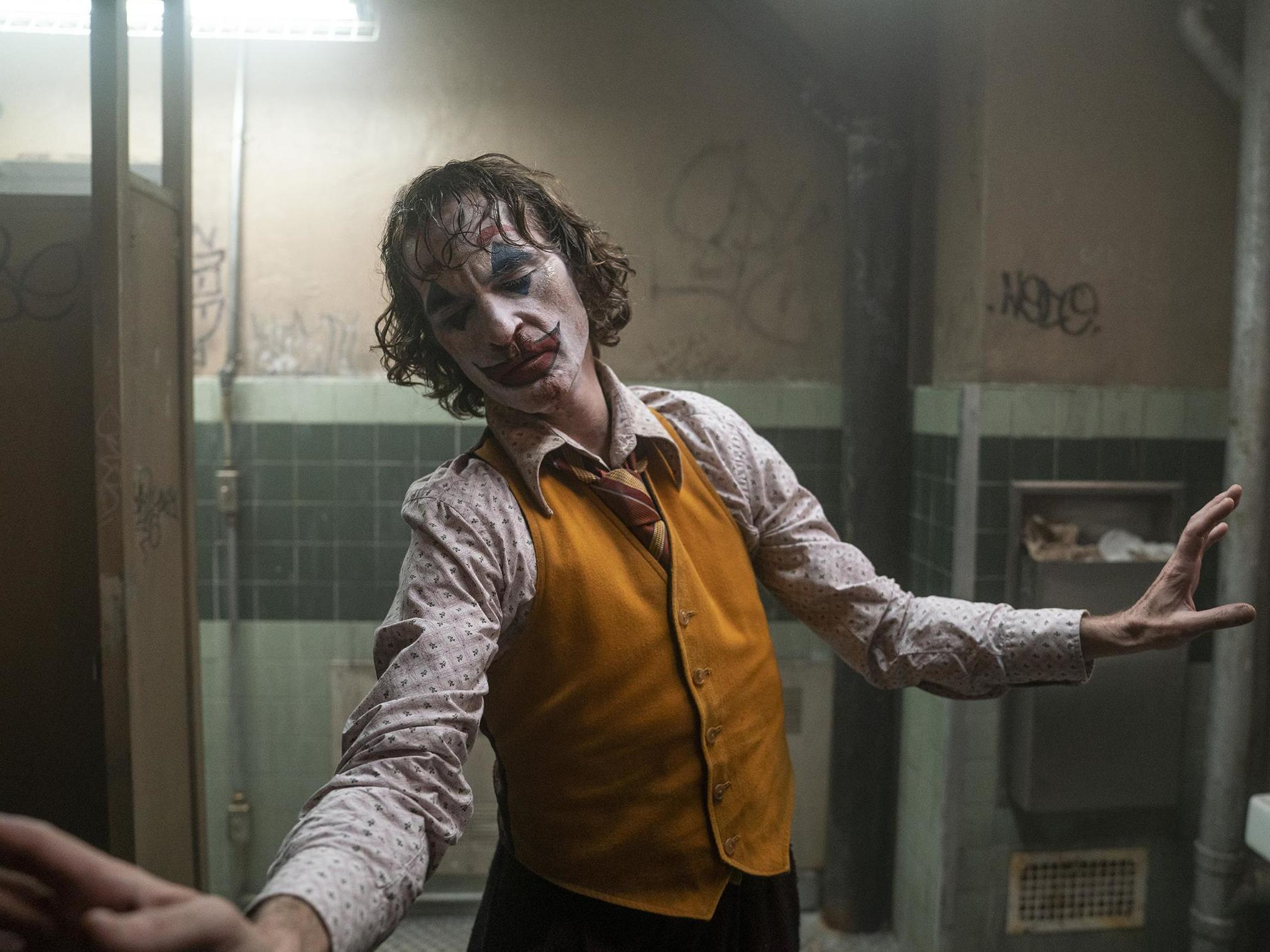 'Joker' would have been a whole other story were the central character not white