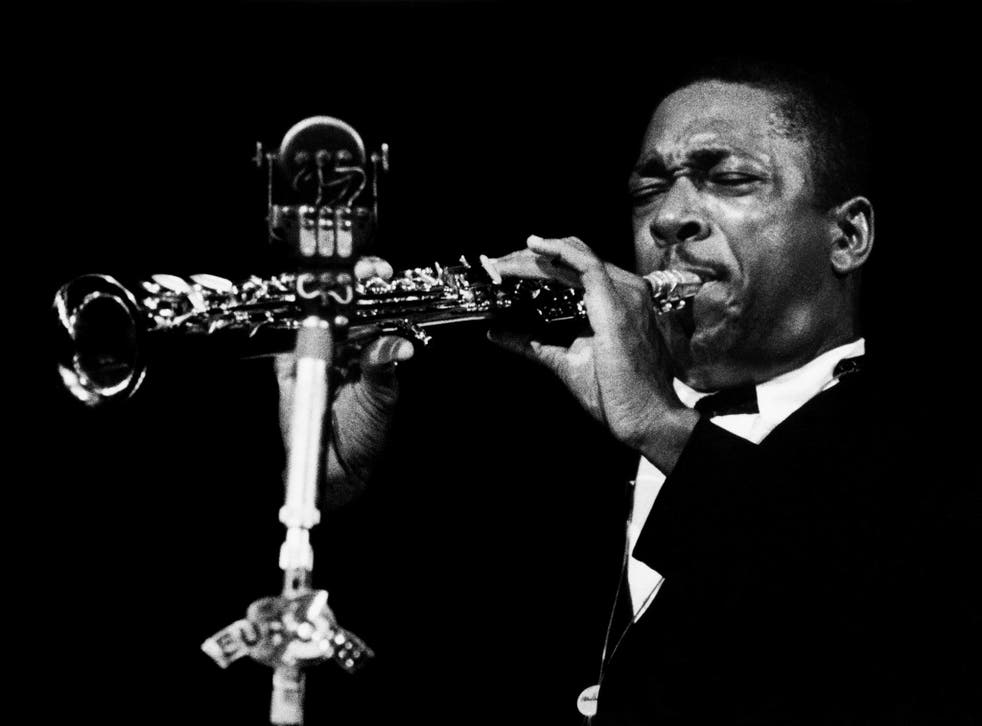 John Coltrane's 1964 soundtrack was only released as an album in August of this year