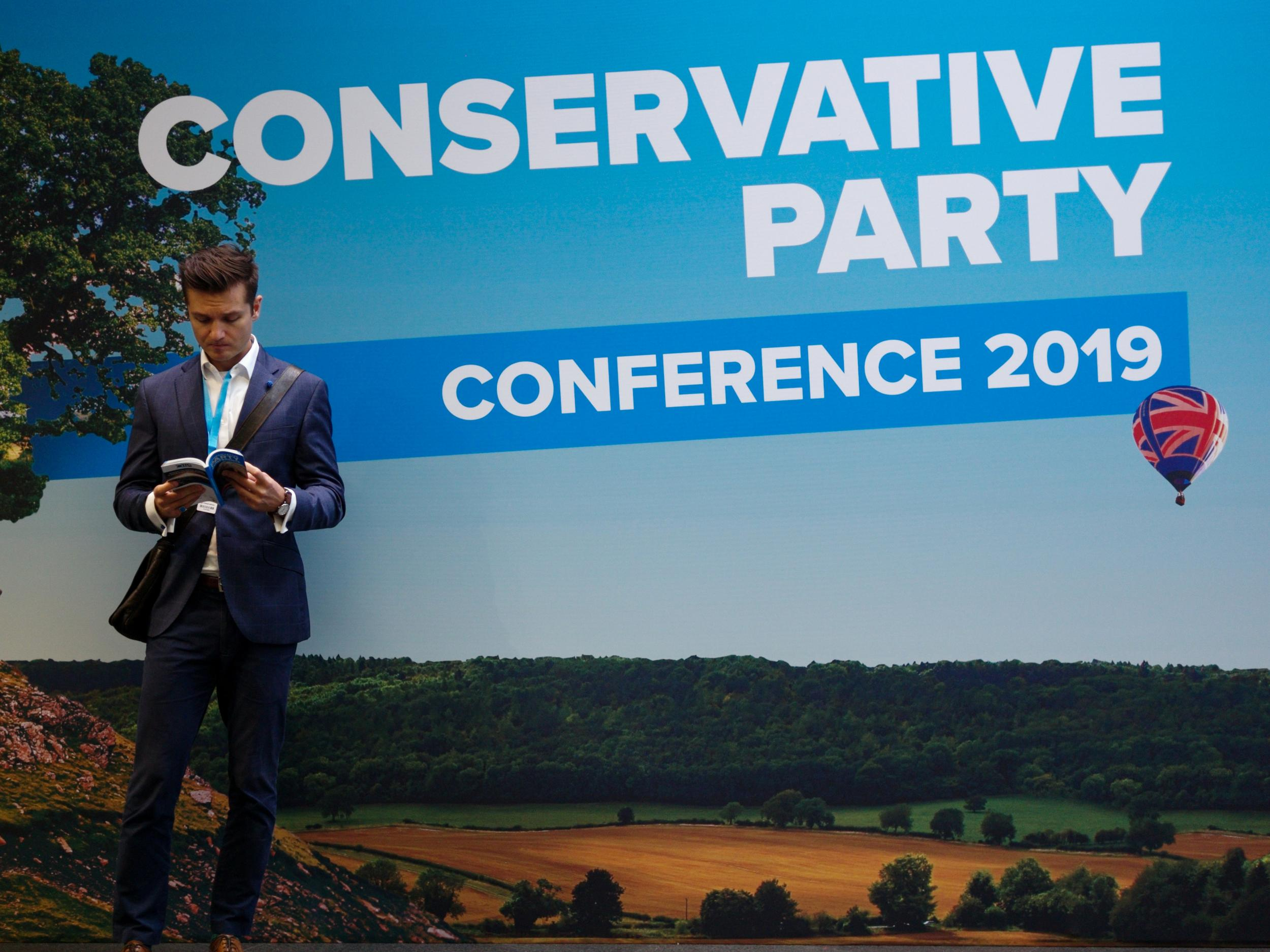 Tory branch apologises for accidentally saying people with mental health problems 'should be neutered'
