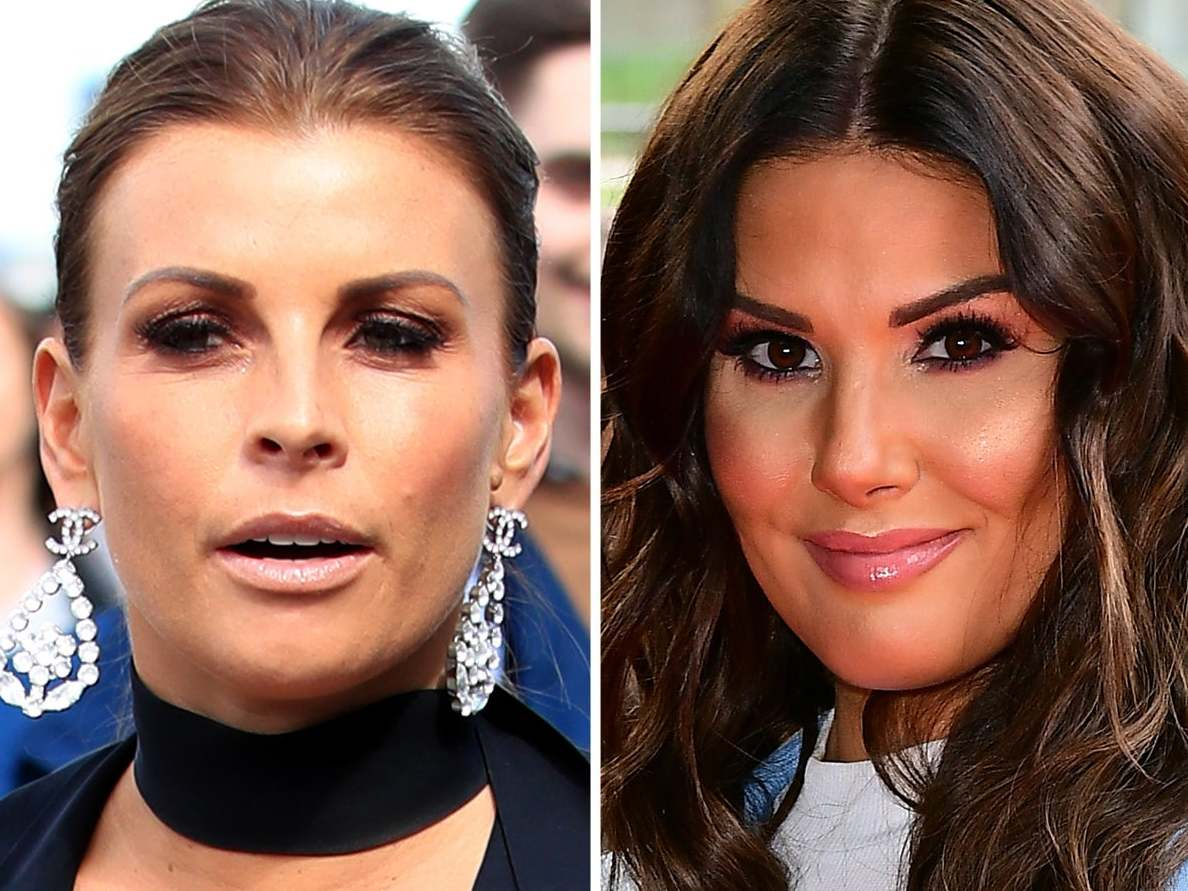 Rebekah Vardy 'doesn't see the funny side of' Coleen Rooney rift