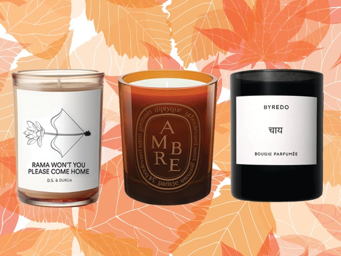 Best Candles For Autumn Longlasting Scents That Will Make Your Home Feel Cosier The Independent