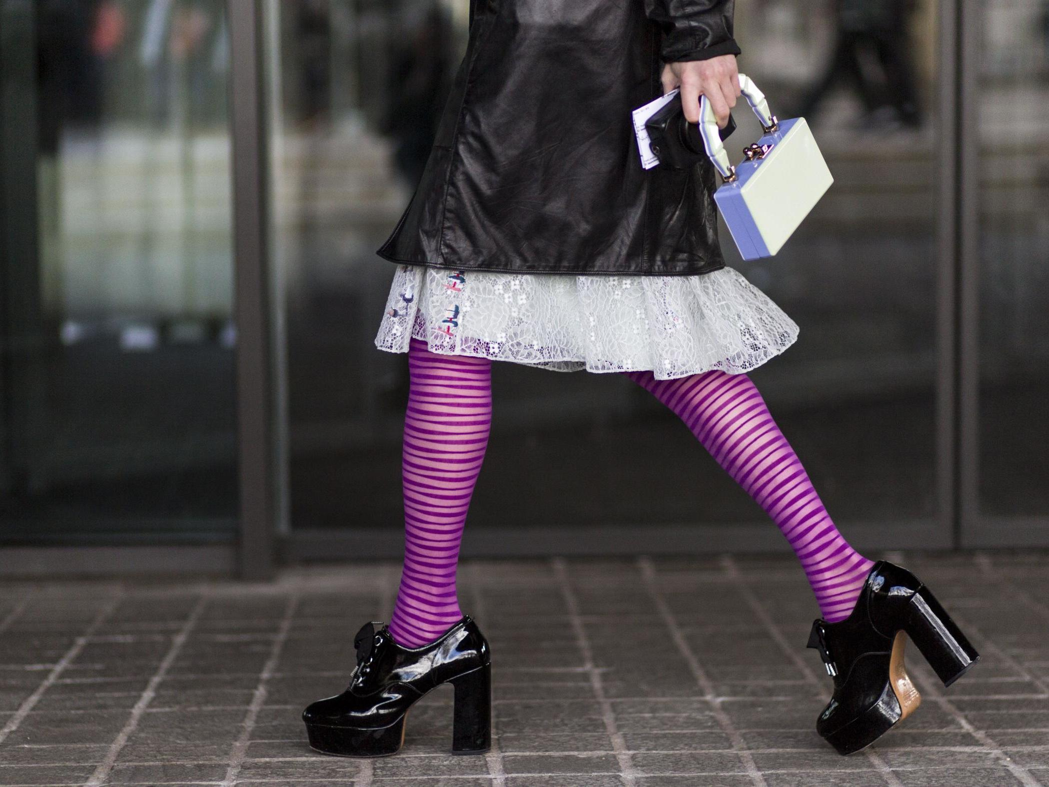 The revolution of tights: How hosiery is becoming trendy and green