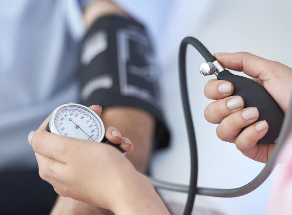 Most people who have high blood pressure don't realise it