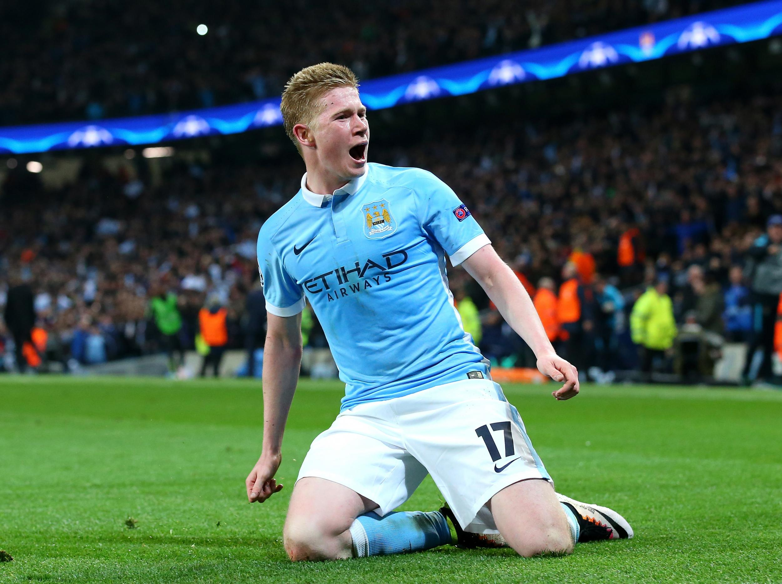 Kevin De Bruyne: A defining year for a player on the edge of greatness