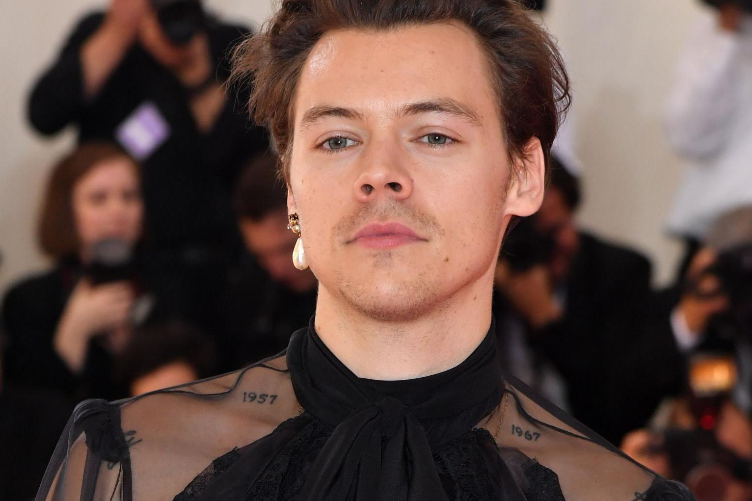 Not My Fucking Tempo harry styles sends fan touching message on world mental