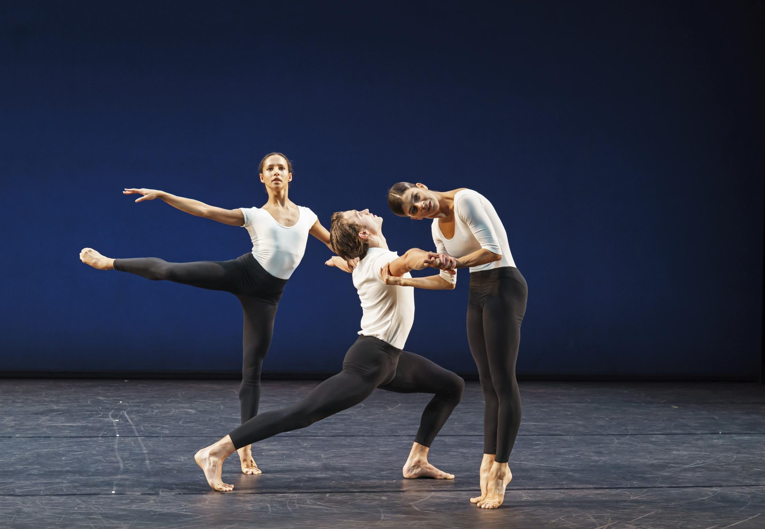 The Royal Ballet, Linbury Theatre, Royal Opera House review: 'Rigorous production ranges from prickly to serene'