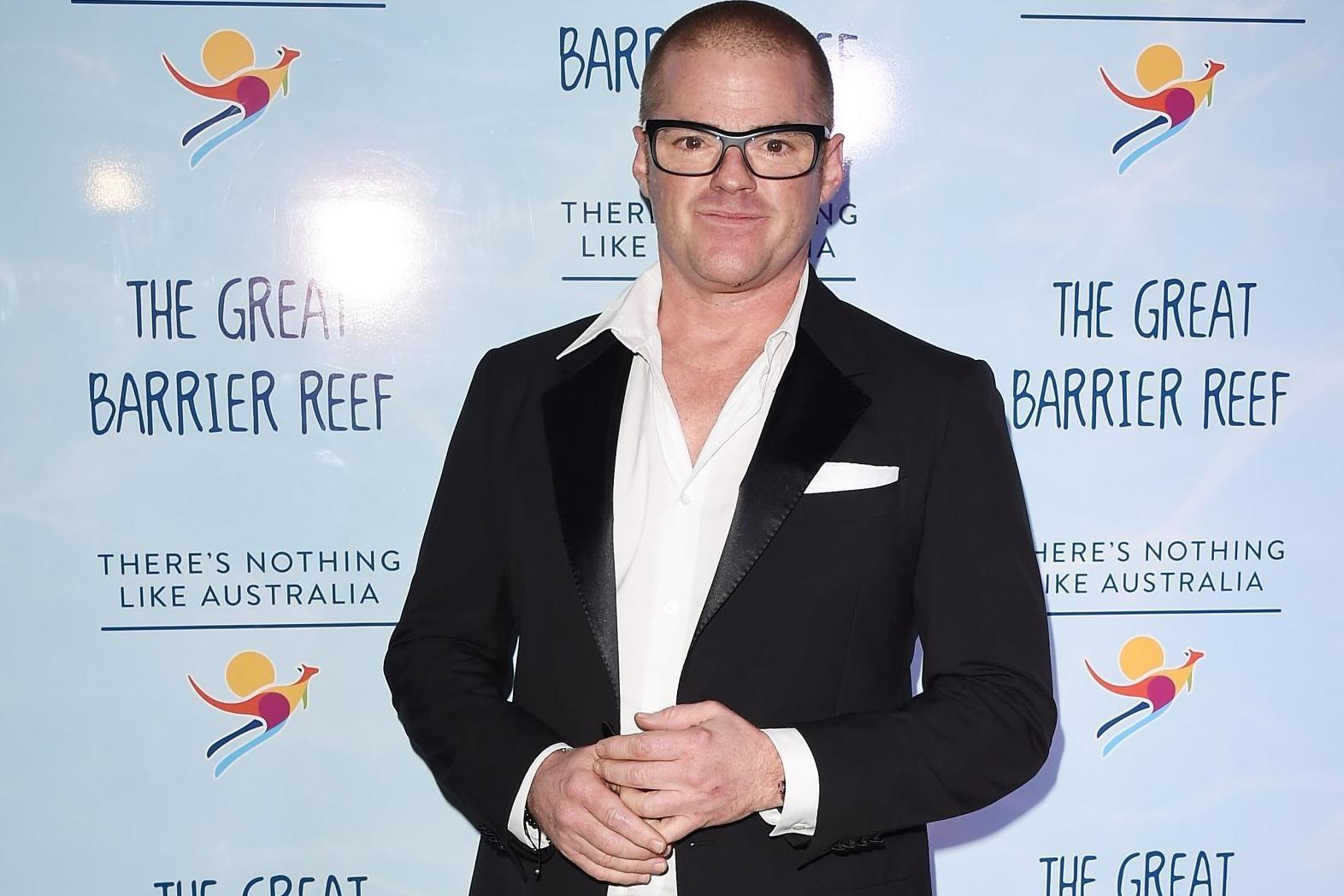 Heston Blumenthal says fewer female chefs reach top of industry beca…