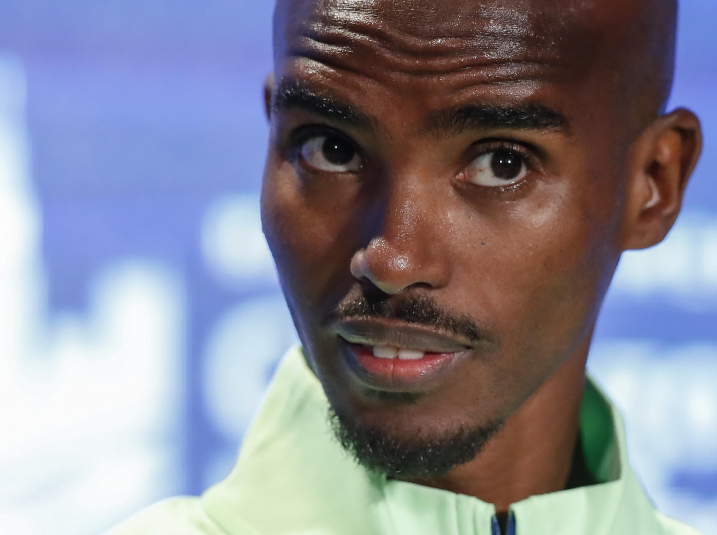 Sir Mo Farah hits out at questions on Alberto Salazar ban: 'There is a clear agenda to this'