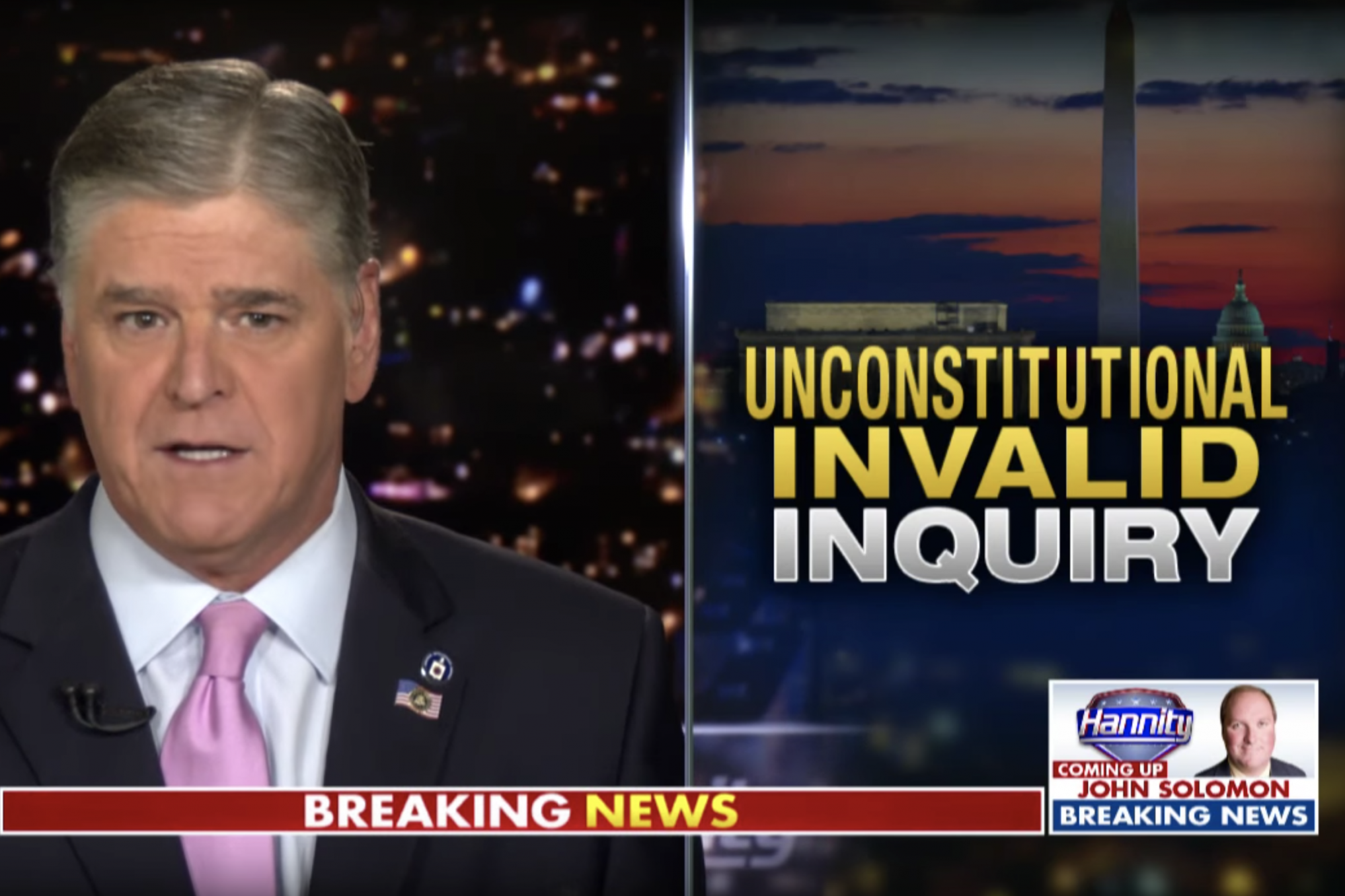 A week inside the Fox News bubble: From daytime sanity to prime-time Hannity