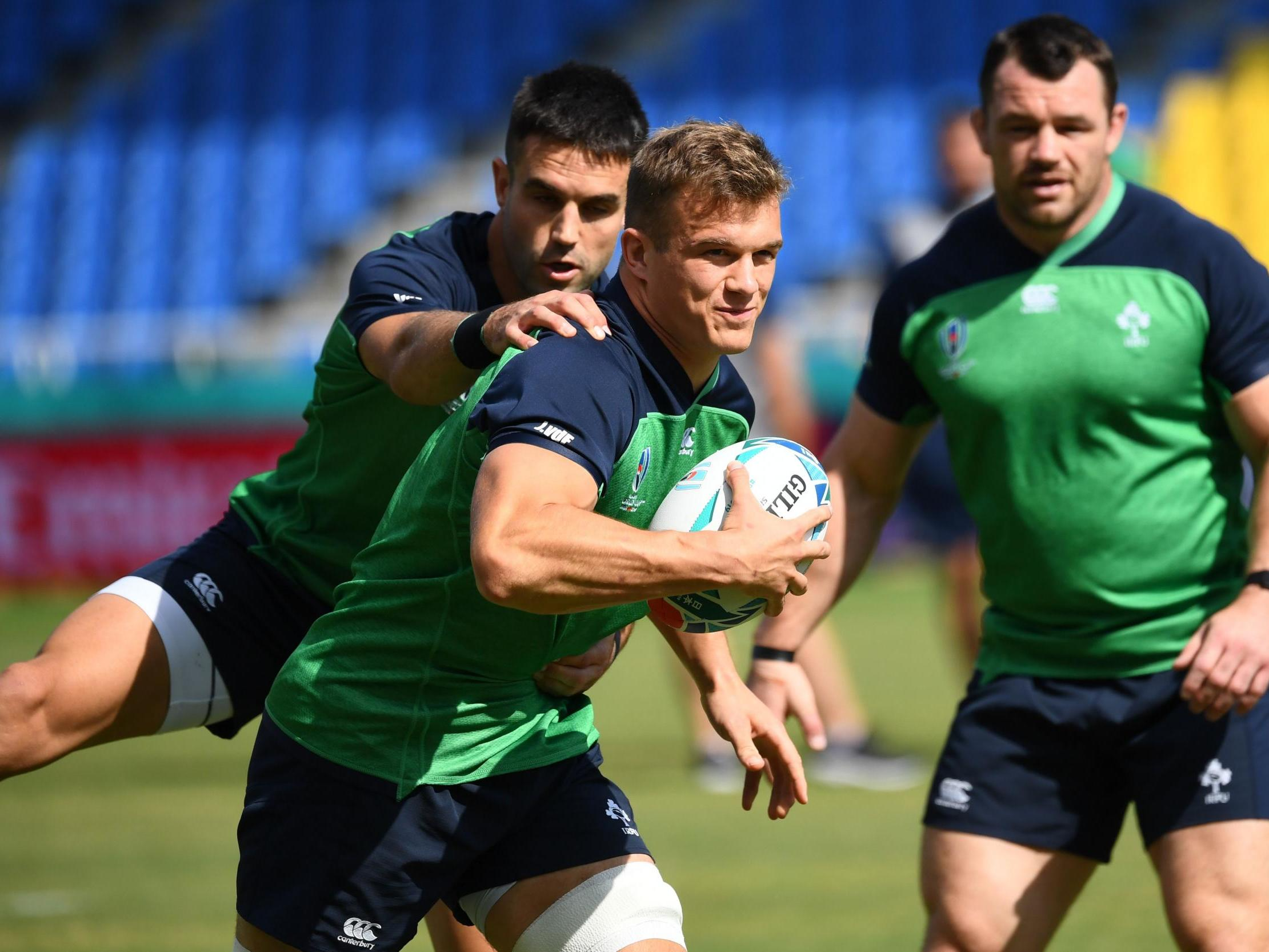Rugby World Cup 2019, Ireland vs Samoa: Kick-off time, what time does it start and team news