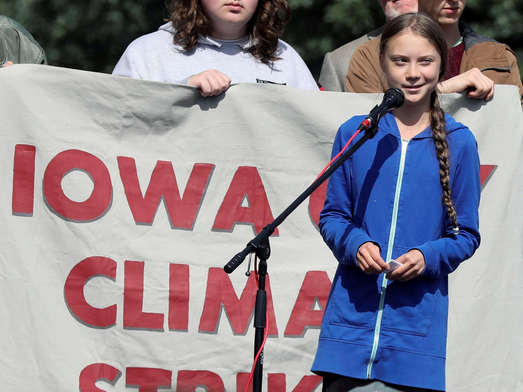 Arnold Schwarzenegger praises climate activist Greta Thunberg: 'I think politicians are listening'