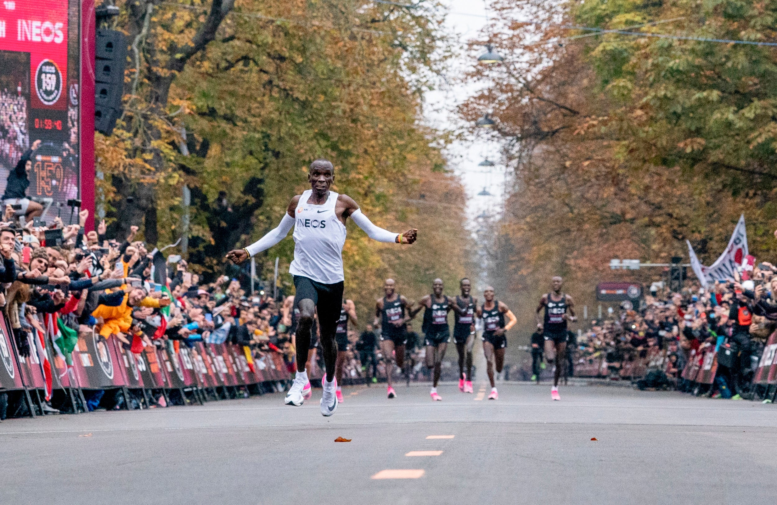 Nike ZoomX Vaporfly: What are the shoes Eliud Kipchoge wore in Ineos 1.59 marathon and why are they controversial?