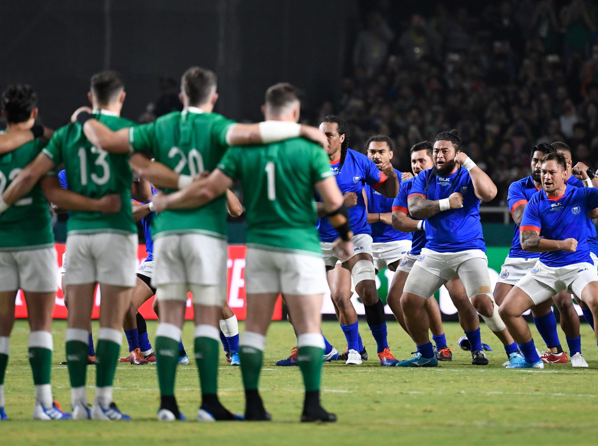 Ireland vs Samoa, Rugby World Cup 2019 LIVE: Result and latest reaction from today's Pool A fixture