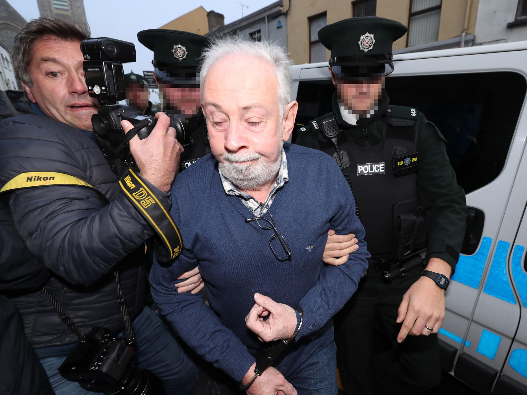 Man accused of murdering two British soldiers in Northern Ireland in 1972 denied bail