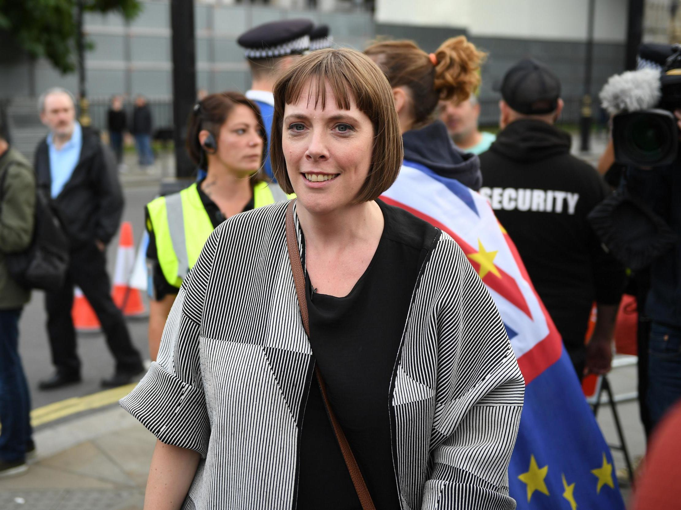 Labour MP Jess Phillips condemns new 'misleading' video shared by official Tory account