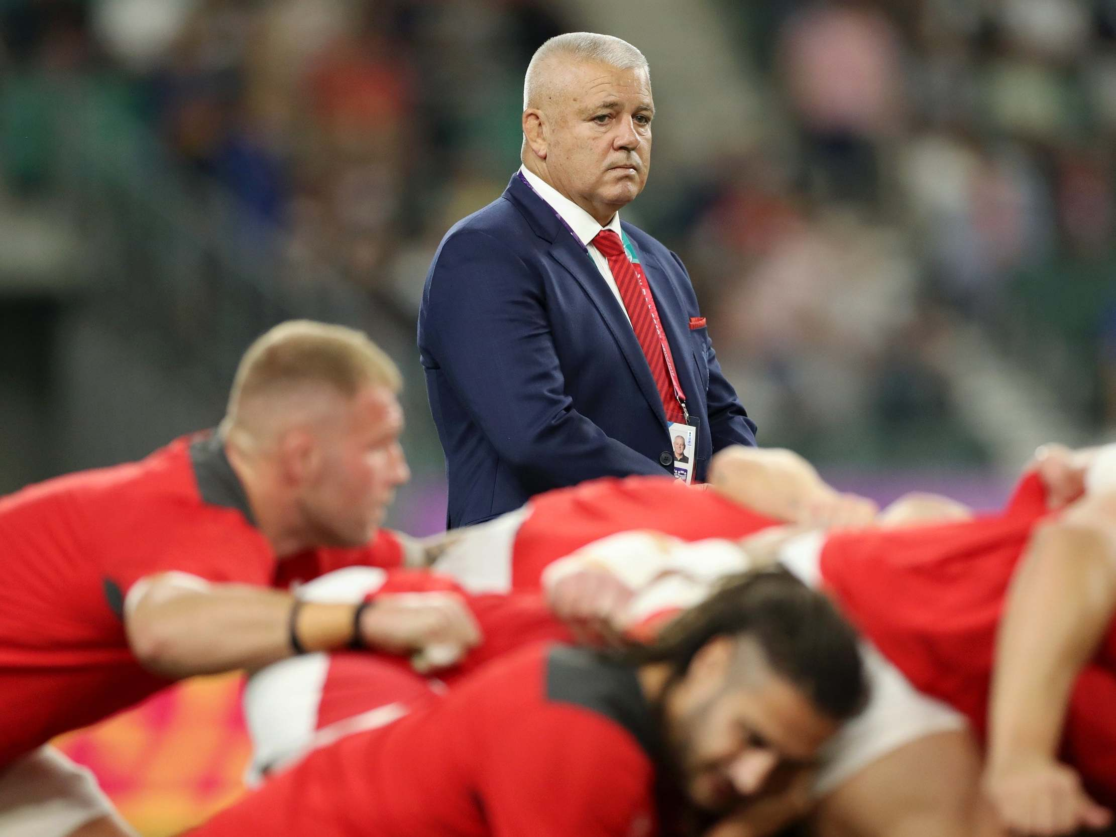 Rugby World Cup 2019: How to stream Wales vs Uruguay, what TV channel and how to watch