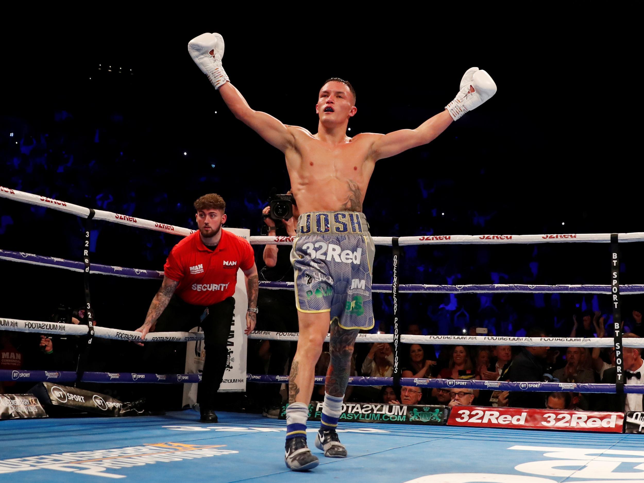 Josh Warrington: After sacrifice of Sofiane Takoucht, a world title unification and mire of boxing politics awaits