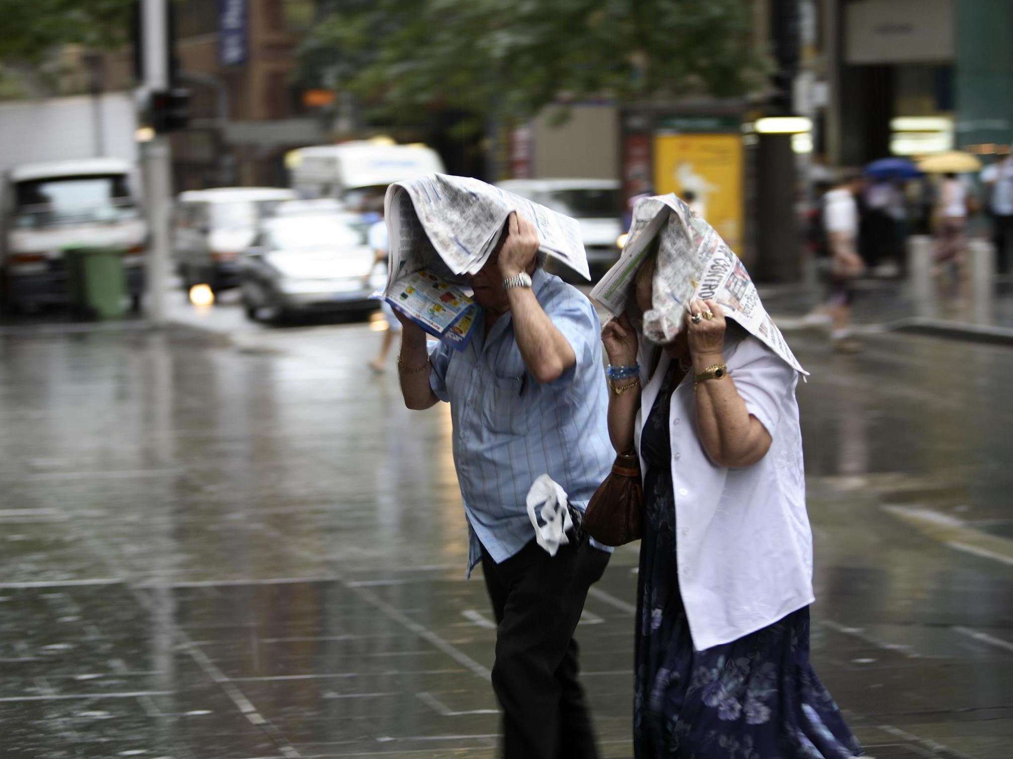 UK weather forecast: More than two inches of rain expected to fall as severe warnings issued for England