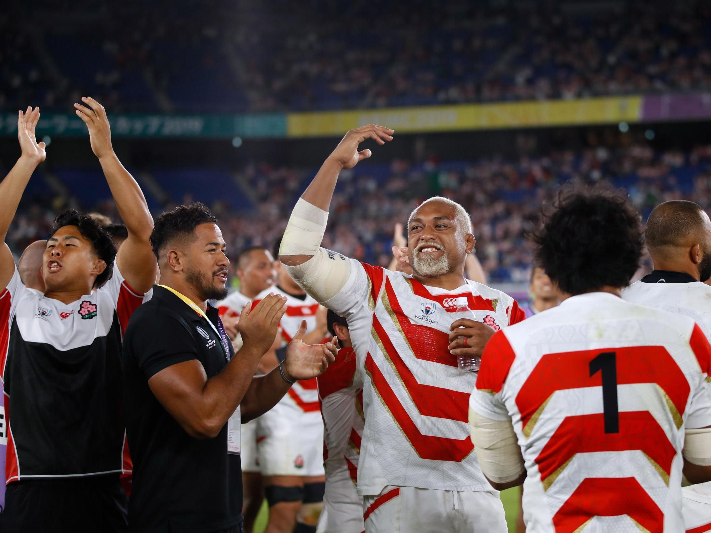Japan vs Scotland: The Brave Blossoms have once again knocked rugby off its axis – and made more history in the process