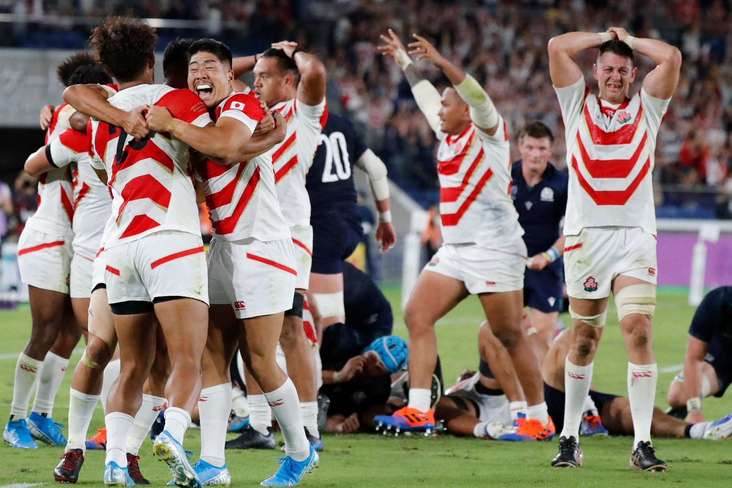 Rugby World Cup 2019: Best player and game, try of the tournament so far and the moments to remember
