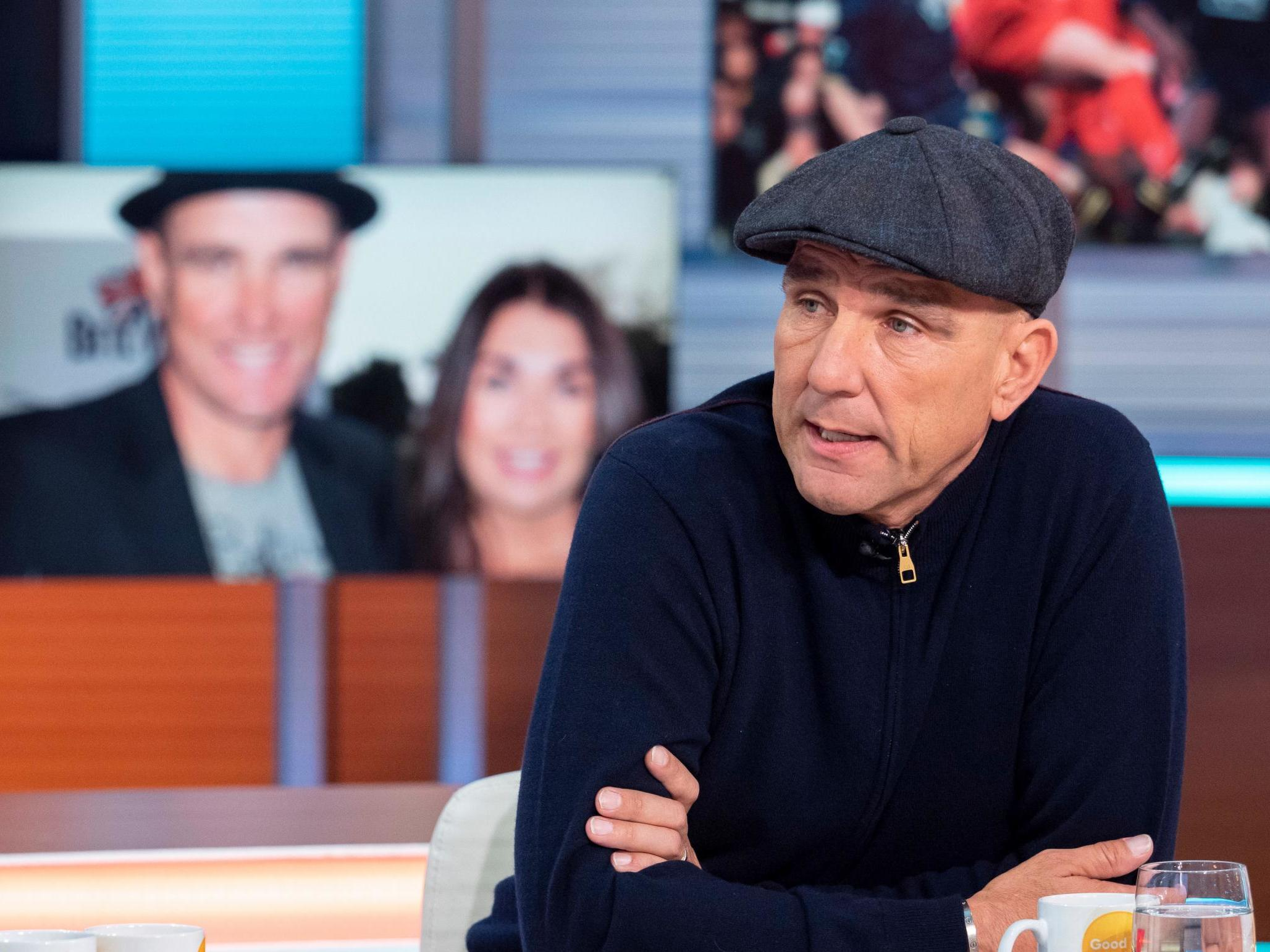 Vinnie Jones recalls finding letter from late wife Tanya after her d…