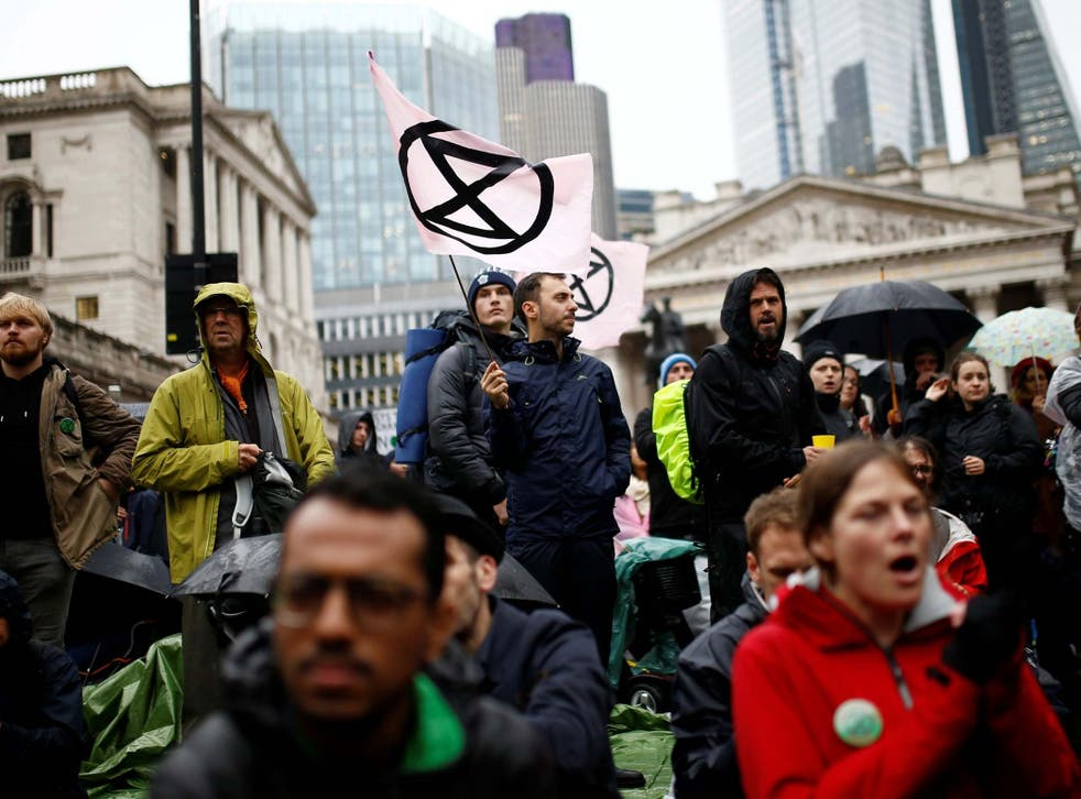Extinction Rebellion has been lobbying the government to create such an assembly