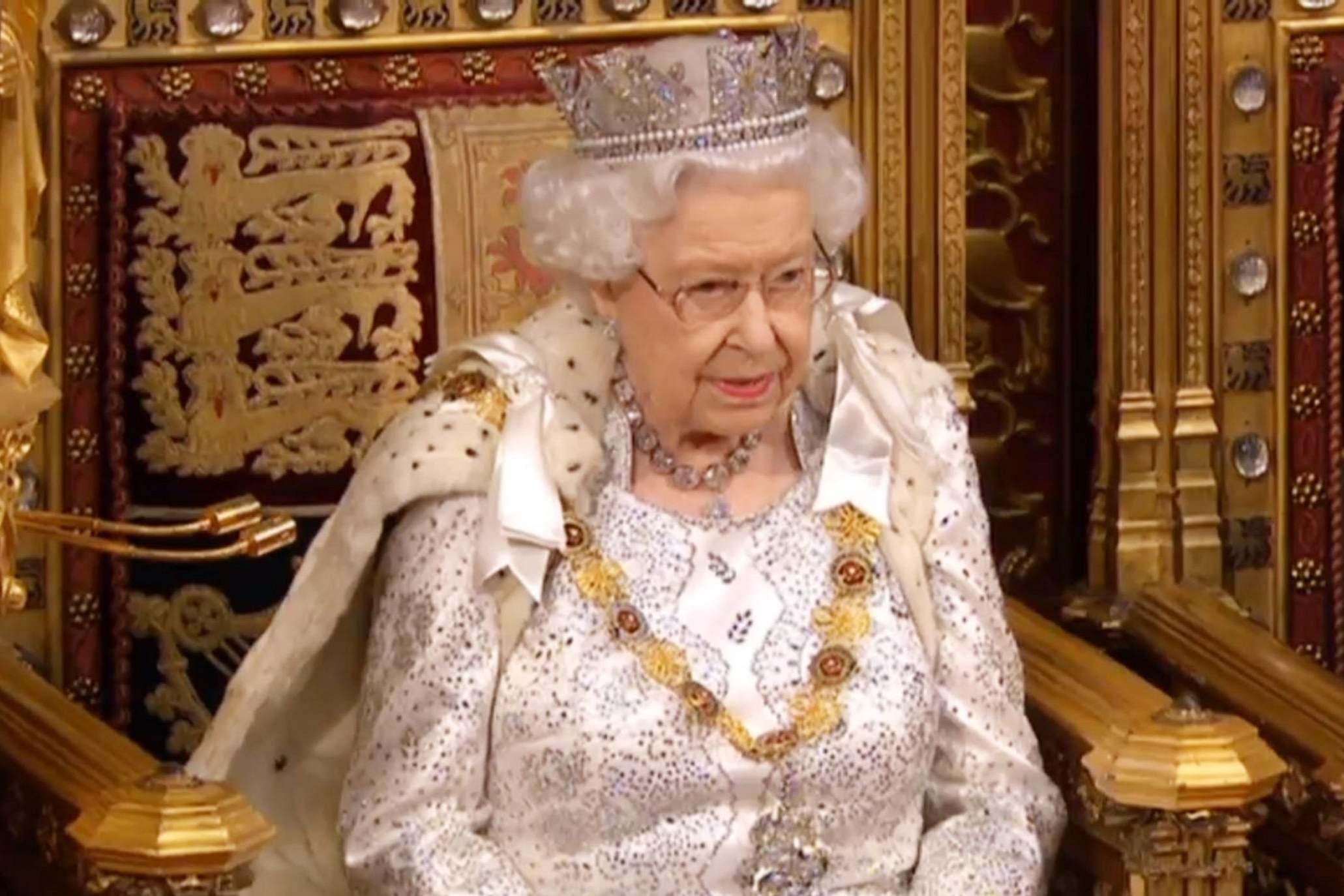 Boris Johnson's first Queen's Speech branded an 'uncosted wish-list'…