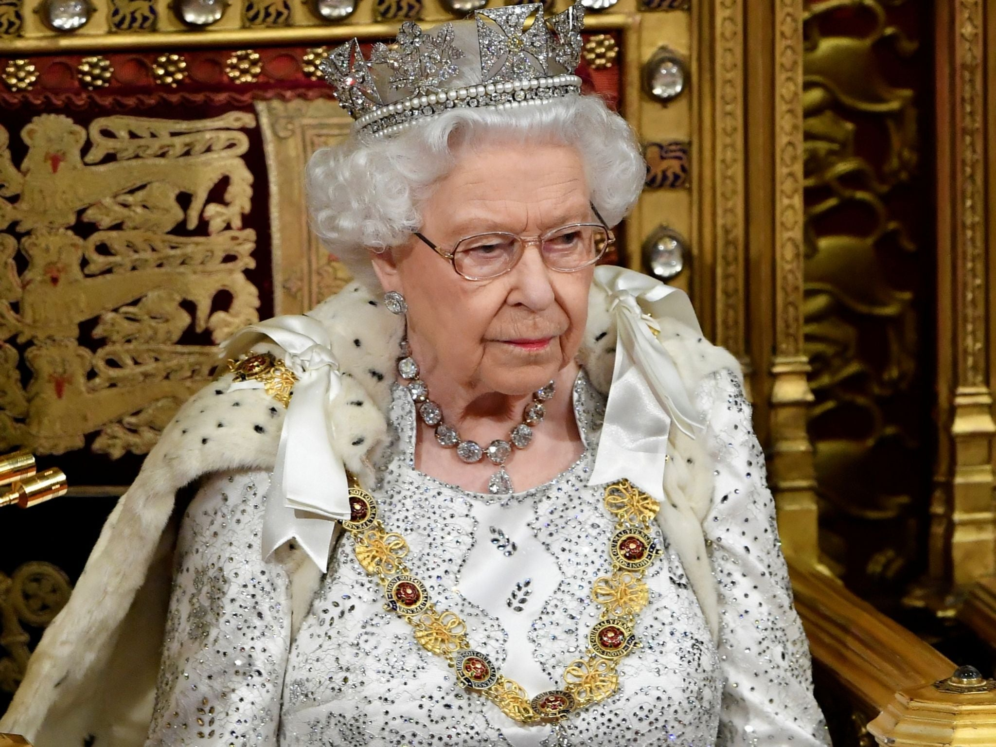 The Queen's Speech was a Tory manifesto launch, and it fell apart before it started