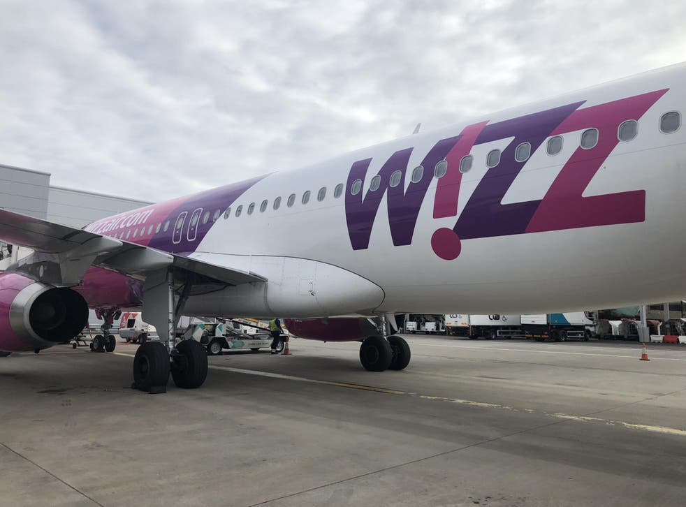 Taking off: Wizz Air will resume operations from Luton on 1 May 2020