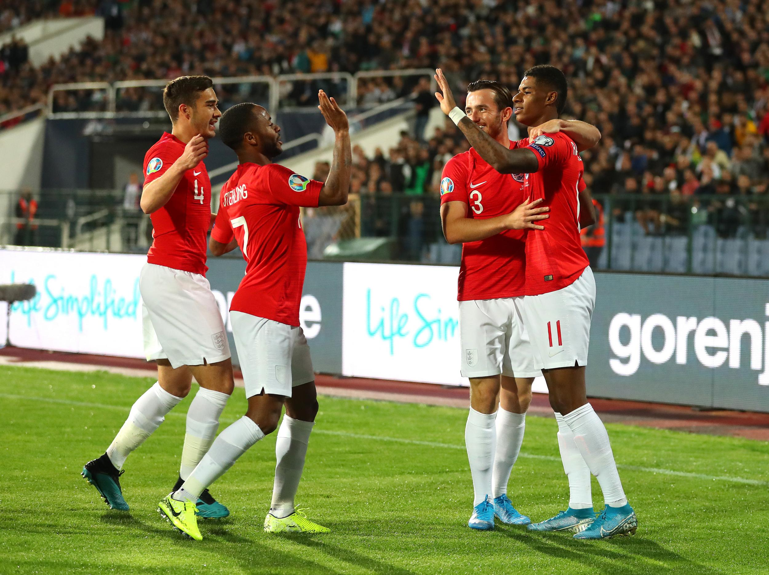 Bulgaria vs England LIVE: Stream, latest score and goal updates from Euro 2020 qualifier