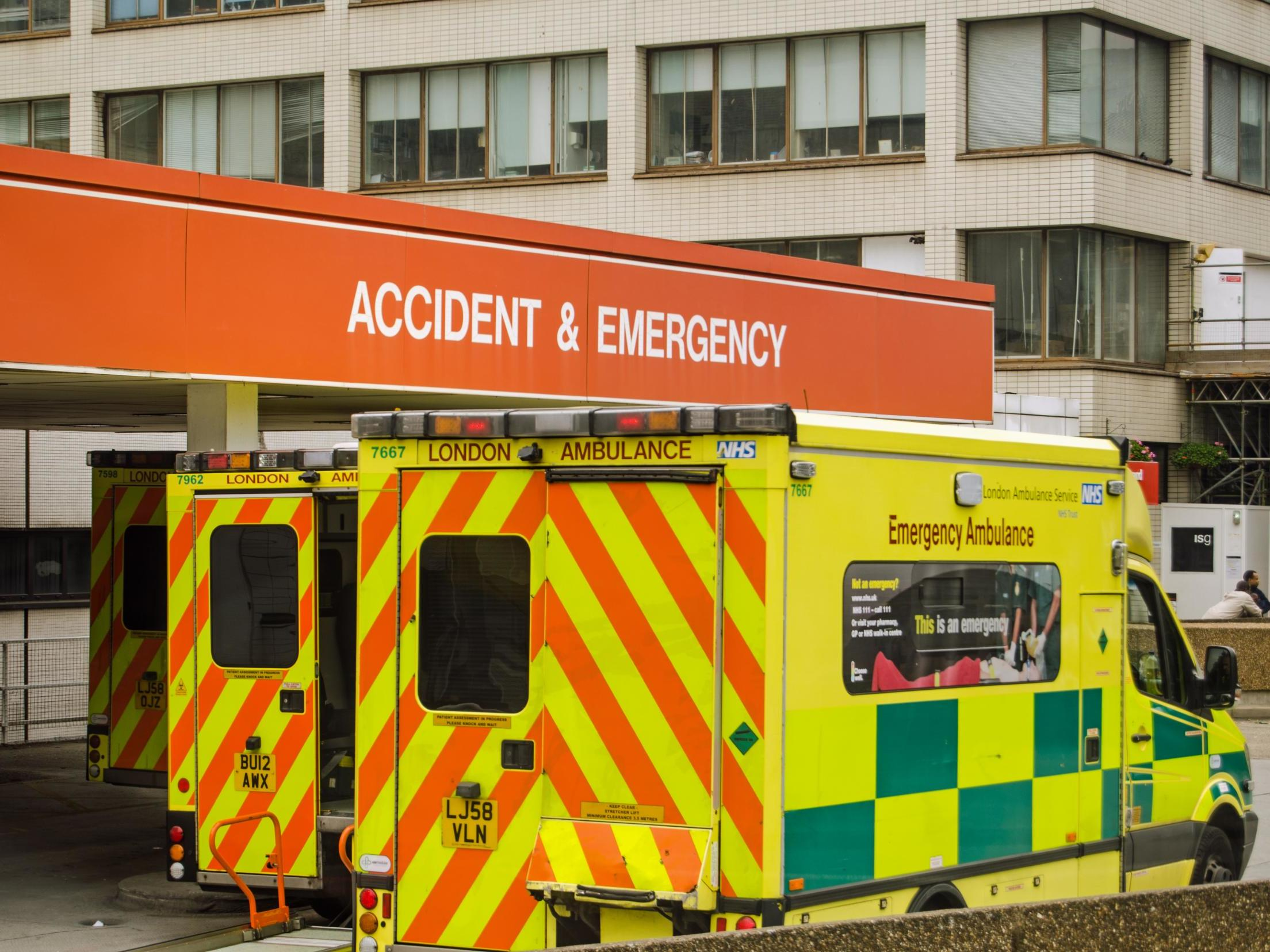 A&Es may struggle to cope this winter as most are 'inadequate' or 'require improvement', inspectors say