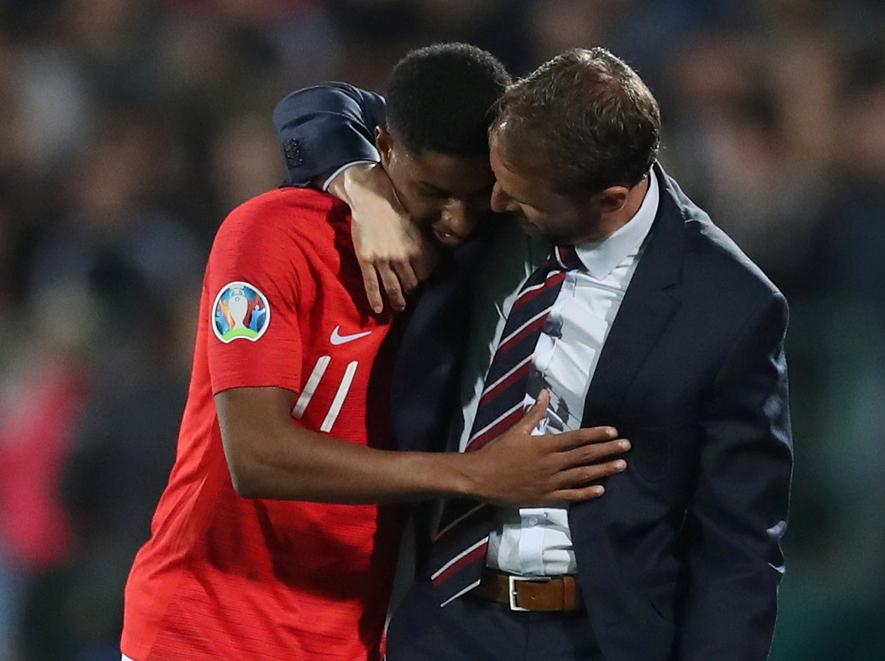 Bulgaria vs England result overshadowed by racist abuse on a night no longer about mere football